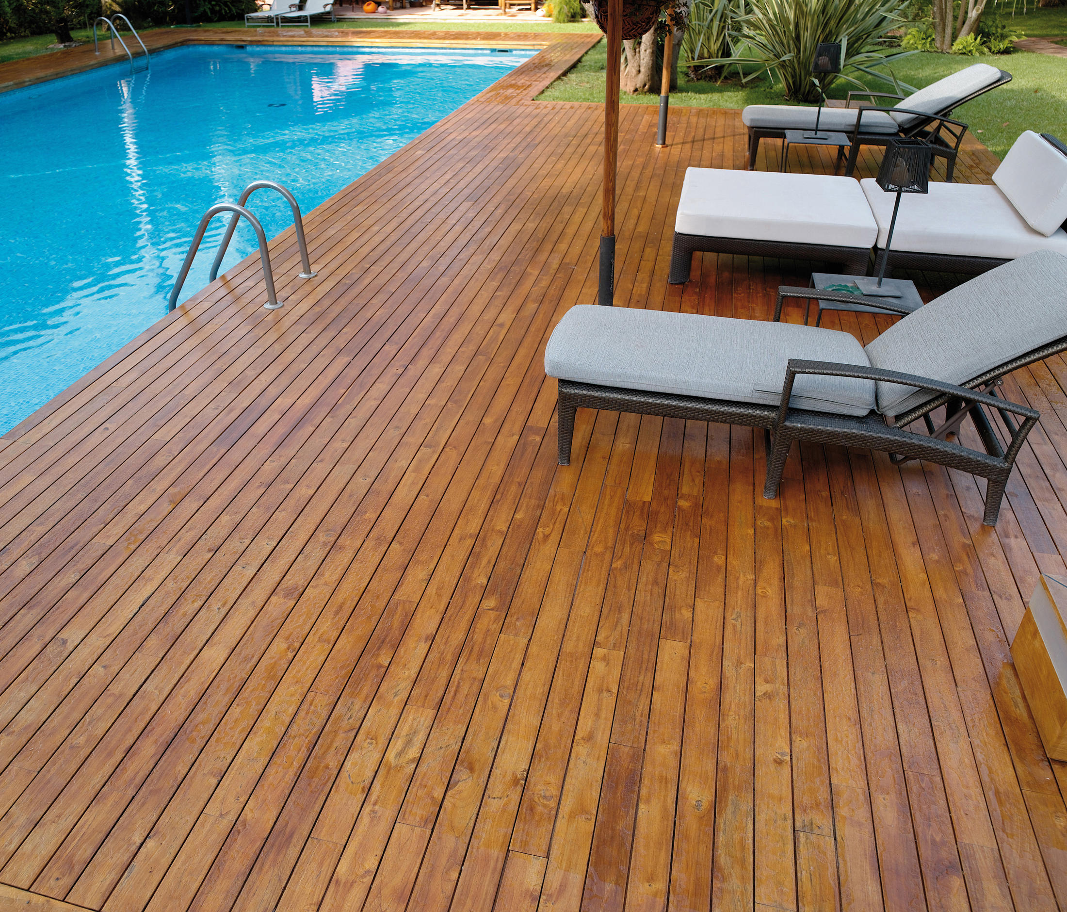 TARIMA IPE Decking From Porcelanosa Architonic - Ipe outdoor furniture