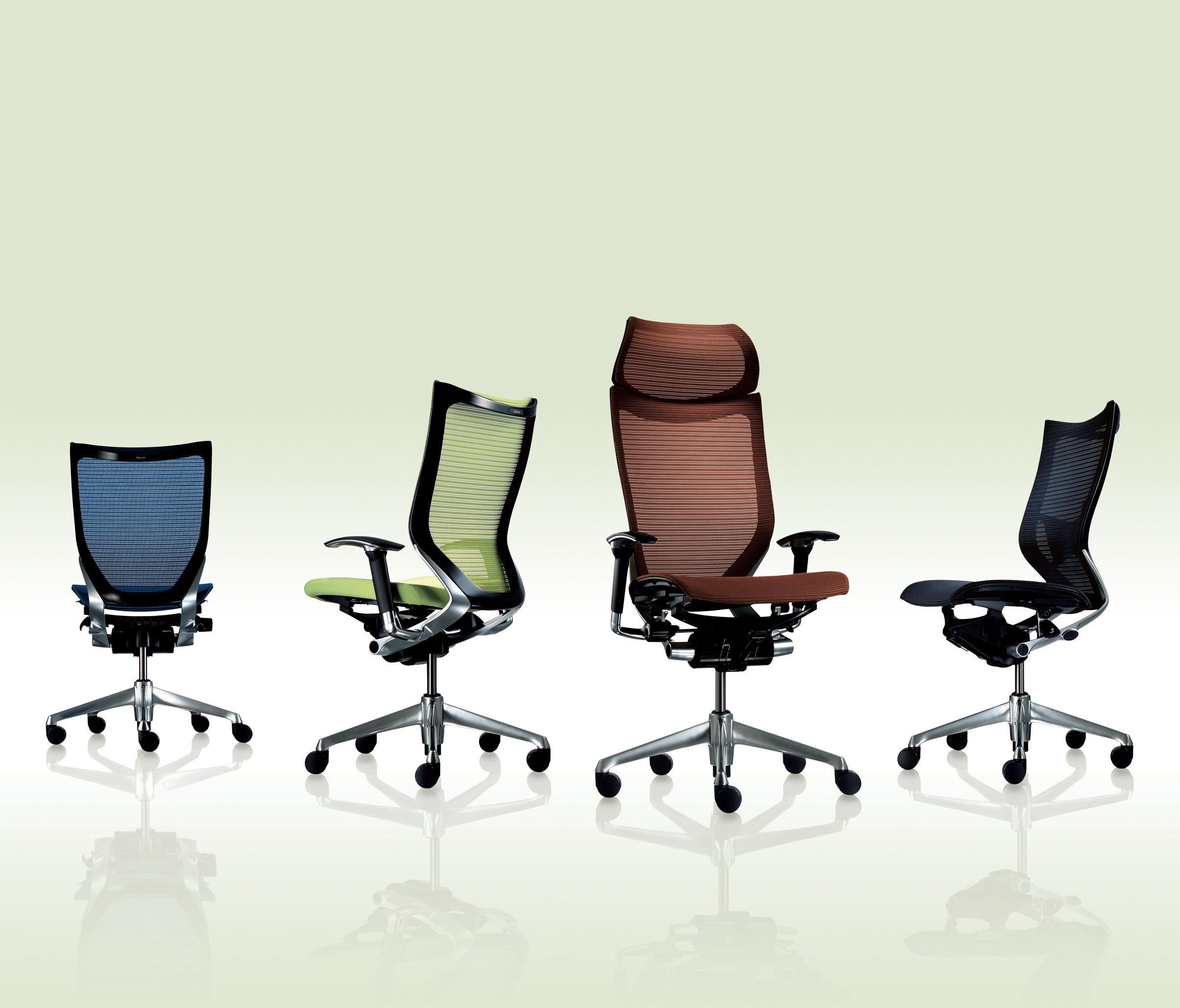 Okamura Cp Sillas De Oficina De Okamura Architonic # Muebles De Oficina Wagner
