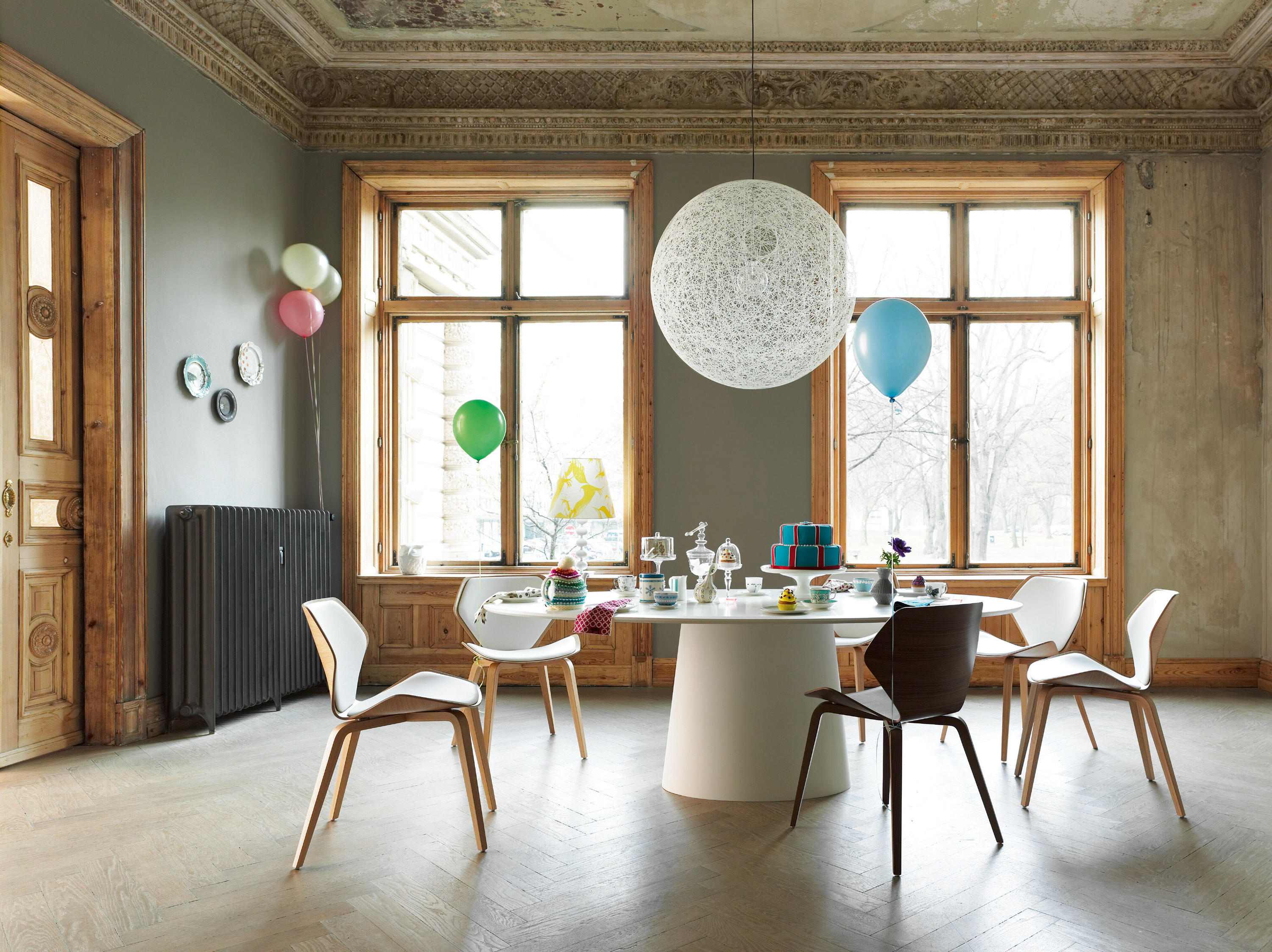 Shrimp Armchairs From Cor Architonic