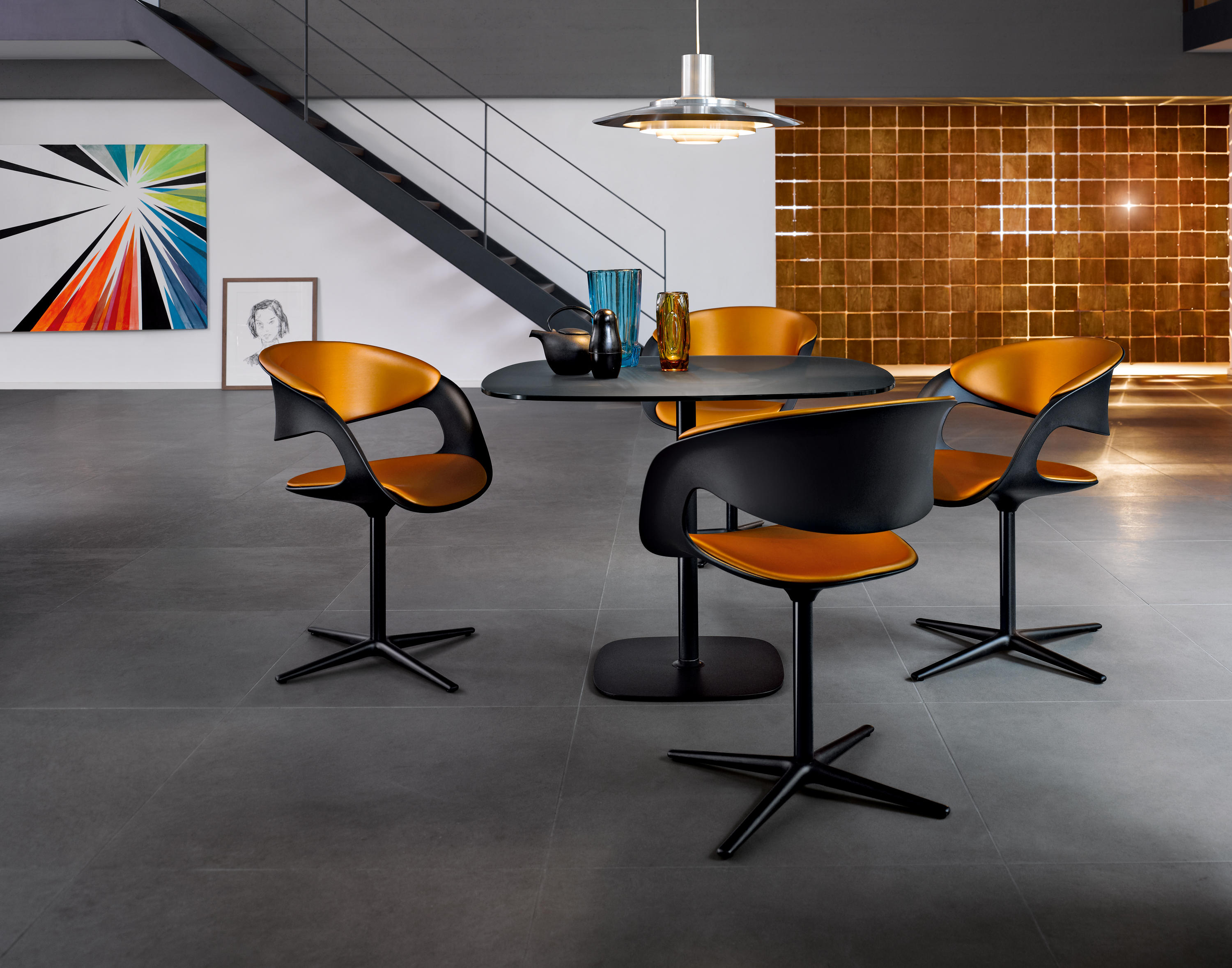 Lox table dining tables from walter knoll architonic