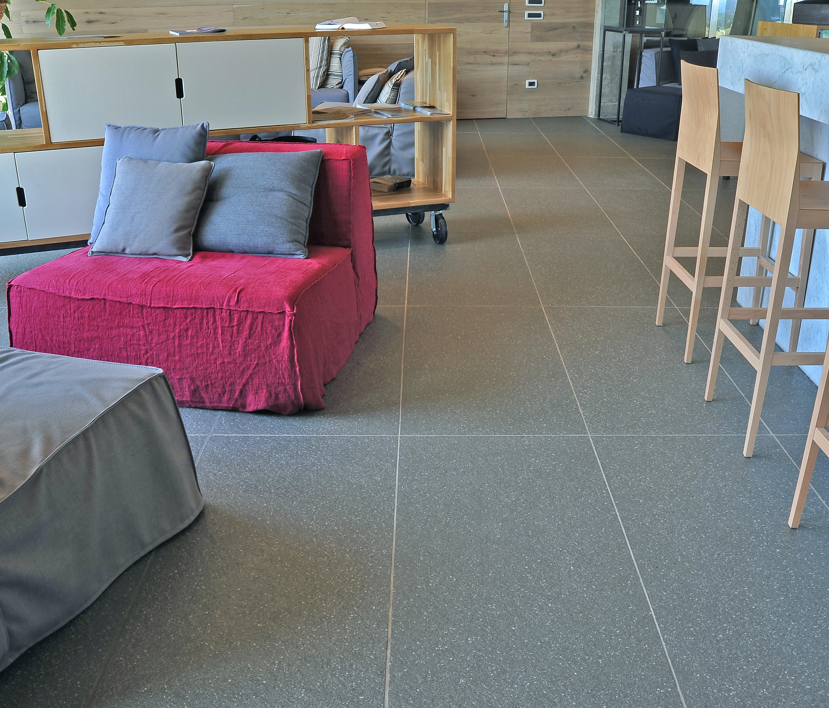 Ecotech ecodark naturale tiles from floor gres by florim ecotech ecodark naturale by floor gres by florim dailygadgetfo Image collections
