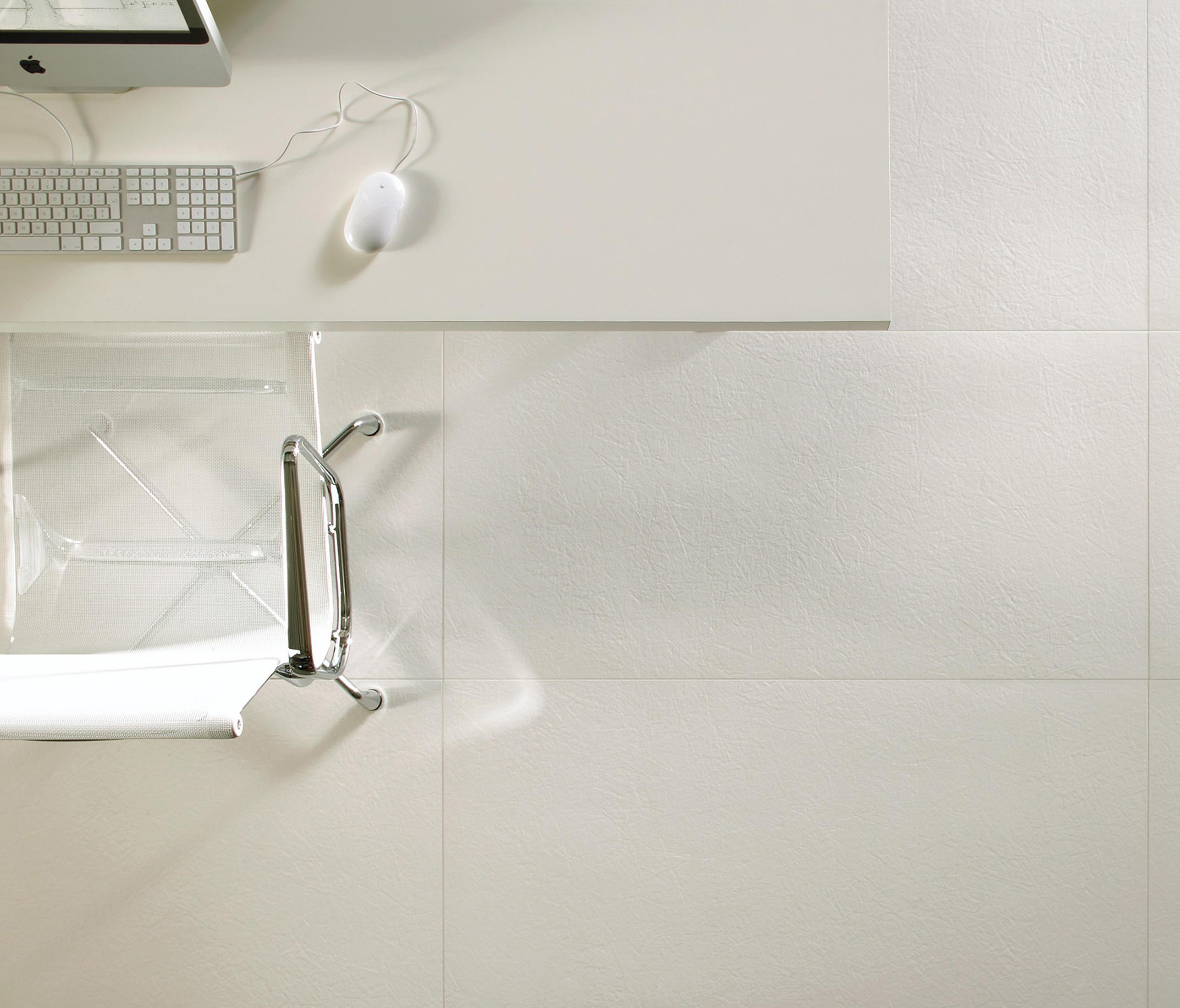 LESS BLACK CARTA RISO Floor tiles from Floor Gres by Florim