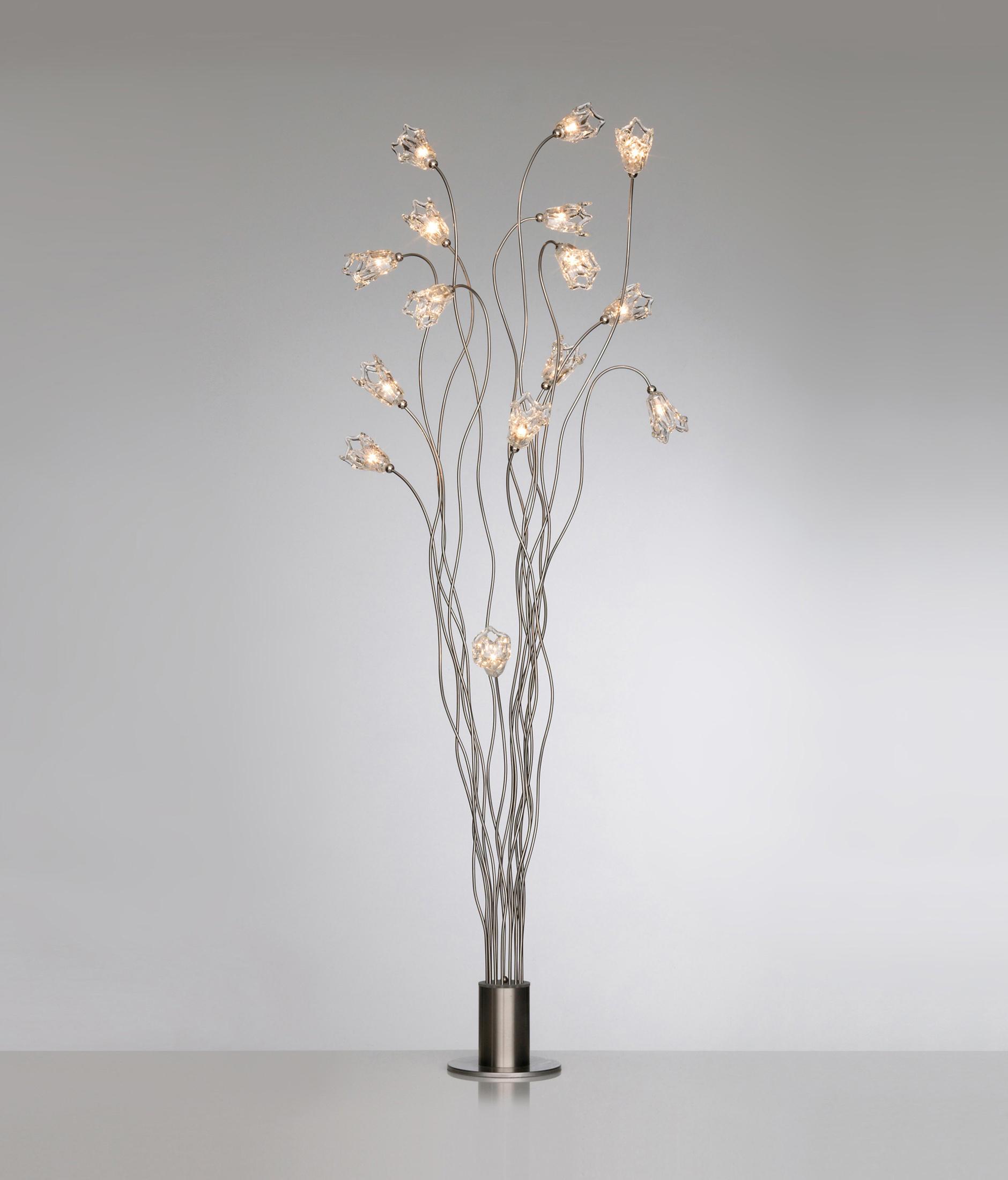 Tree Flag Floor Lamp 15 By Harco Loor