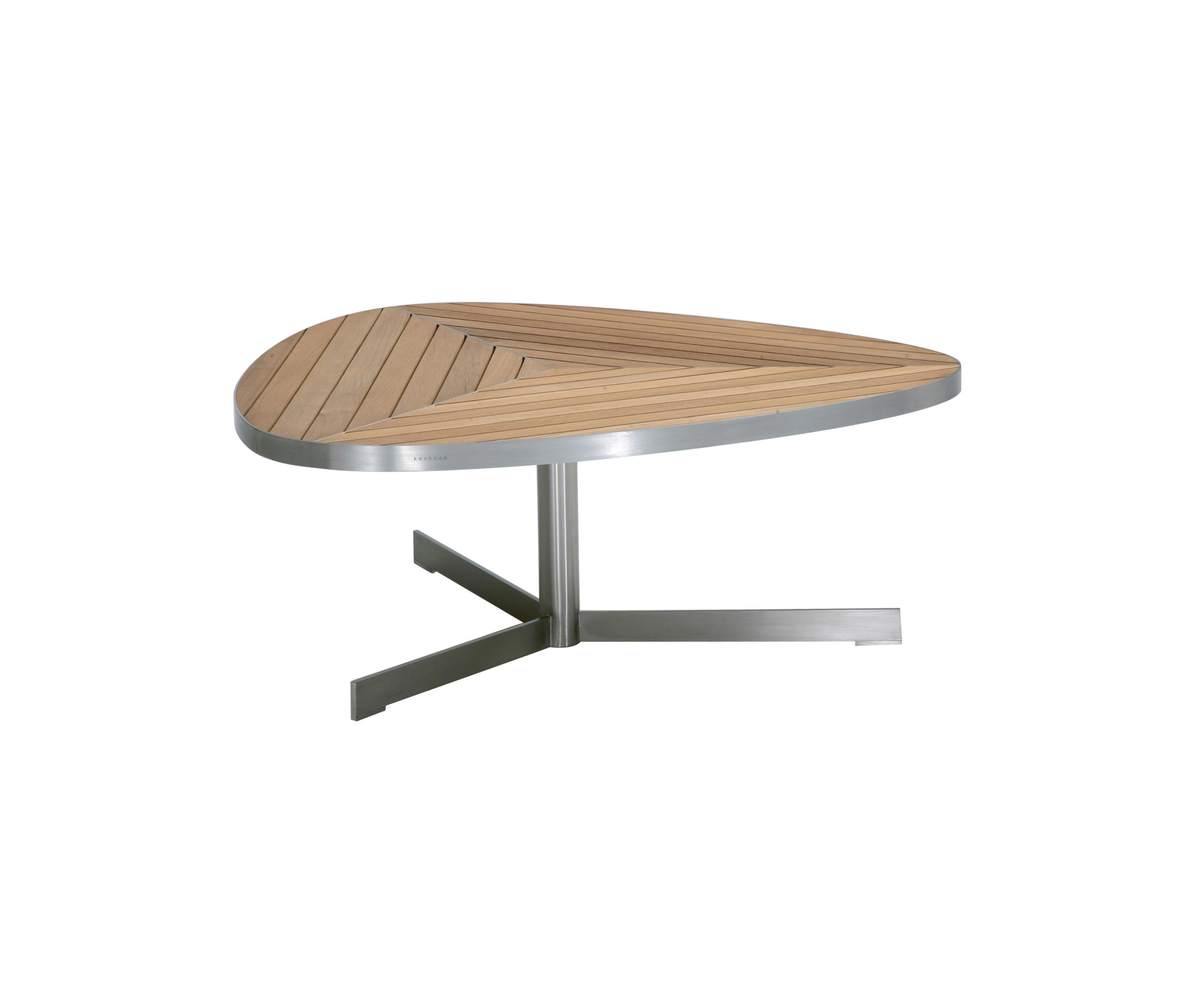 KURF TRIANGLE COFFEE TABLE Side tables from Kenkoon