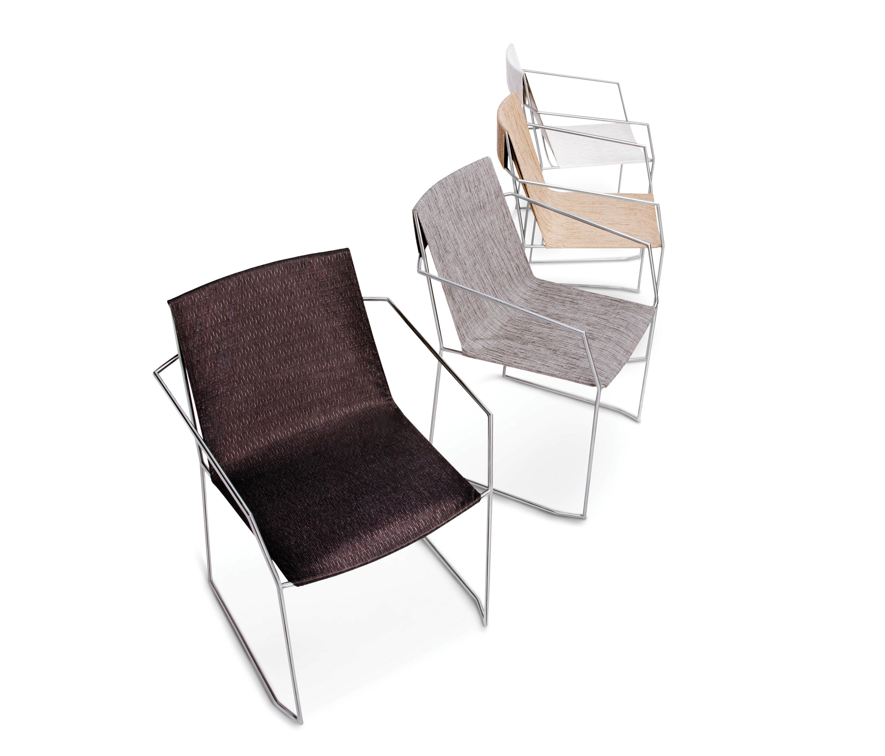 MORPHOSE LOUNGE CHAIR Sun loungers from Kenkoon