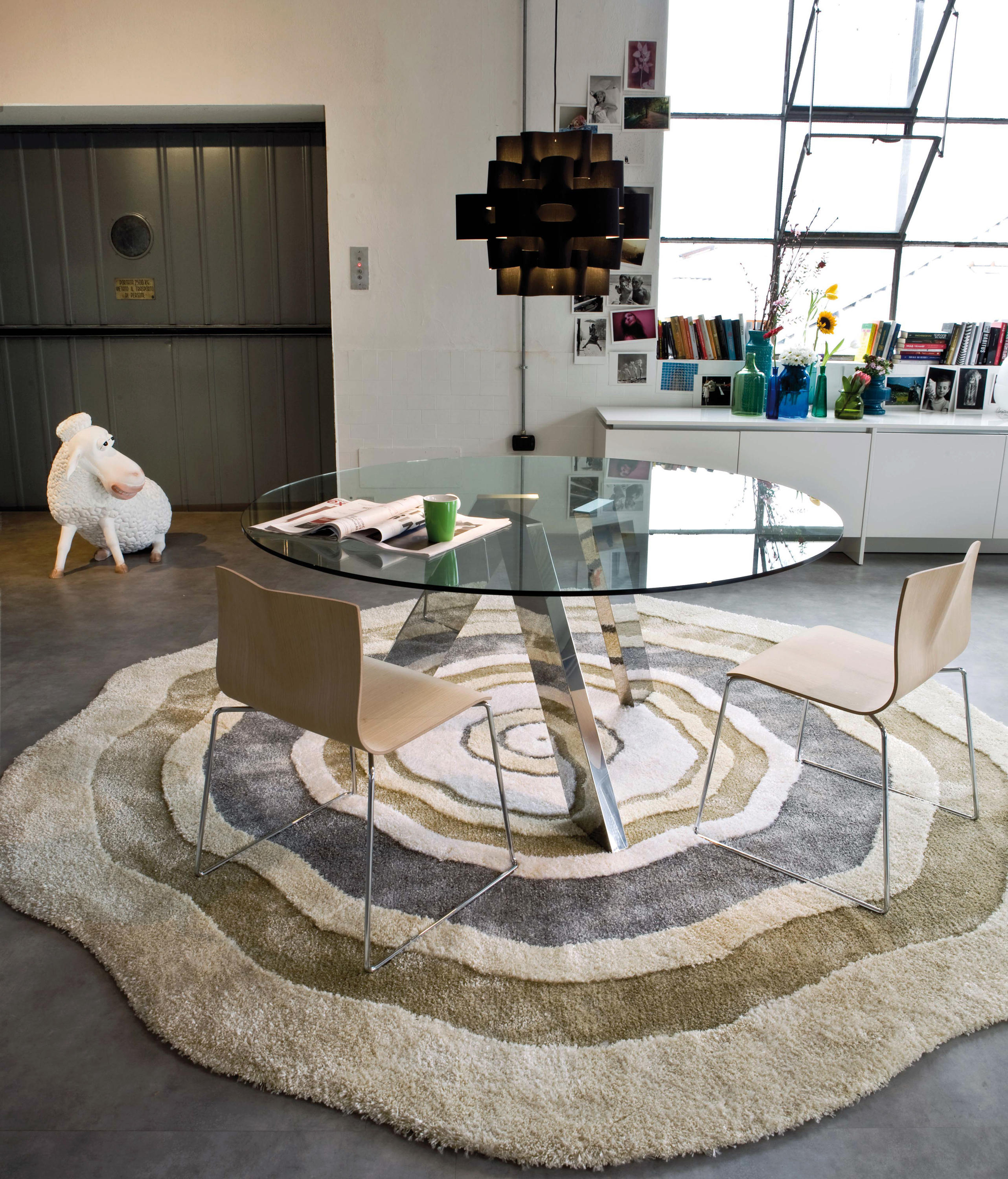 Fix Round Table Dining Tables From Former Architonic