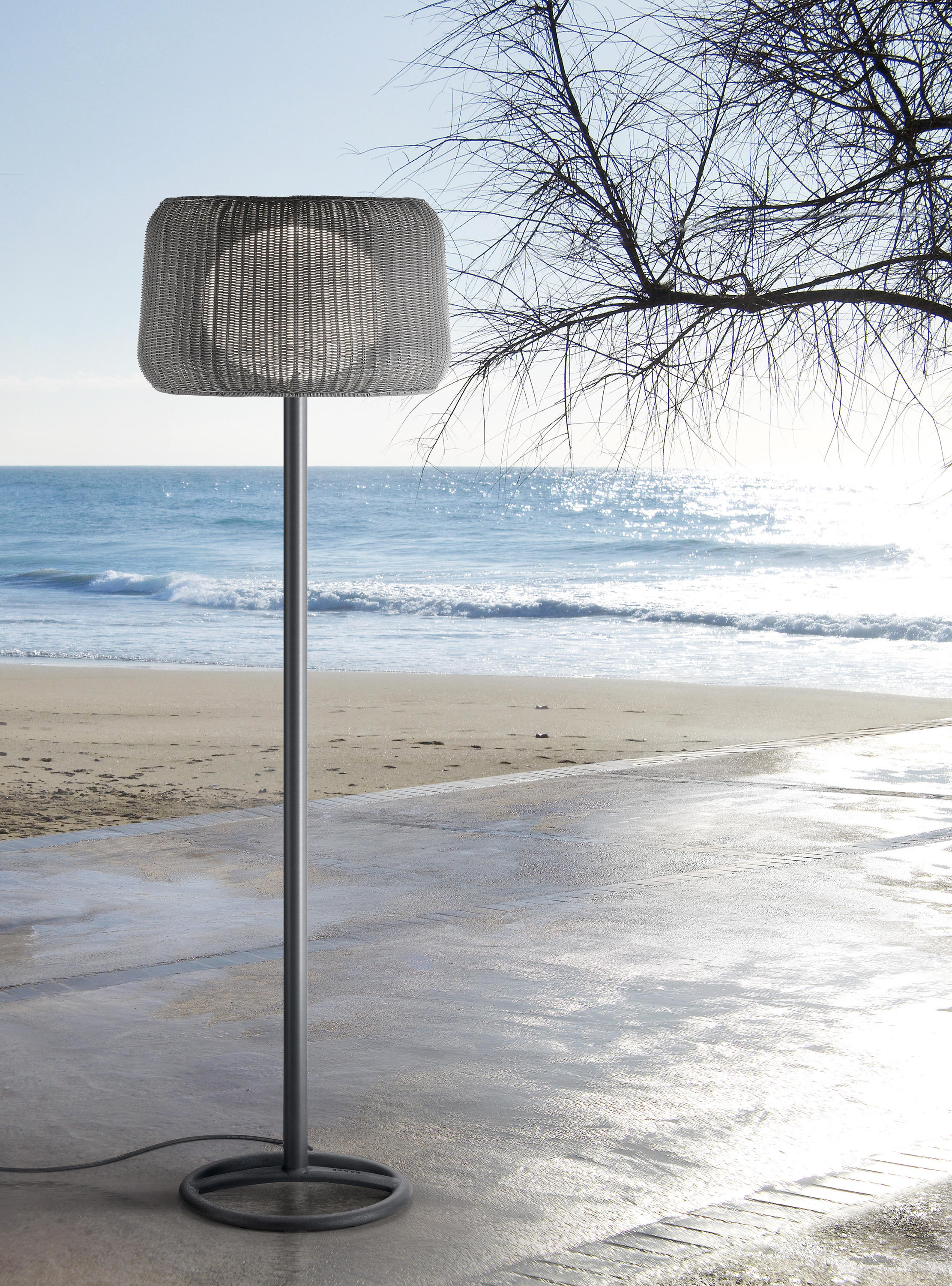 Fora Floor Lamp General Lighting From Bover Architonic