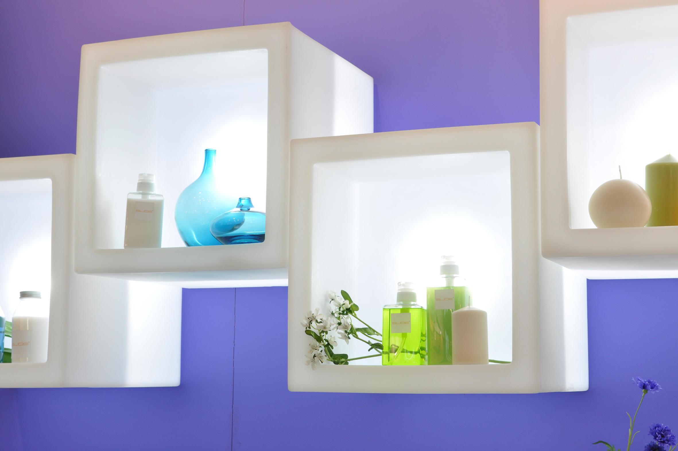 open cube by slide