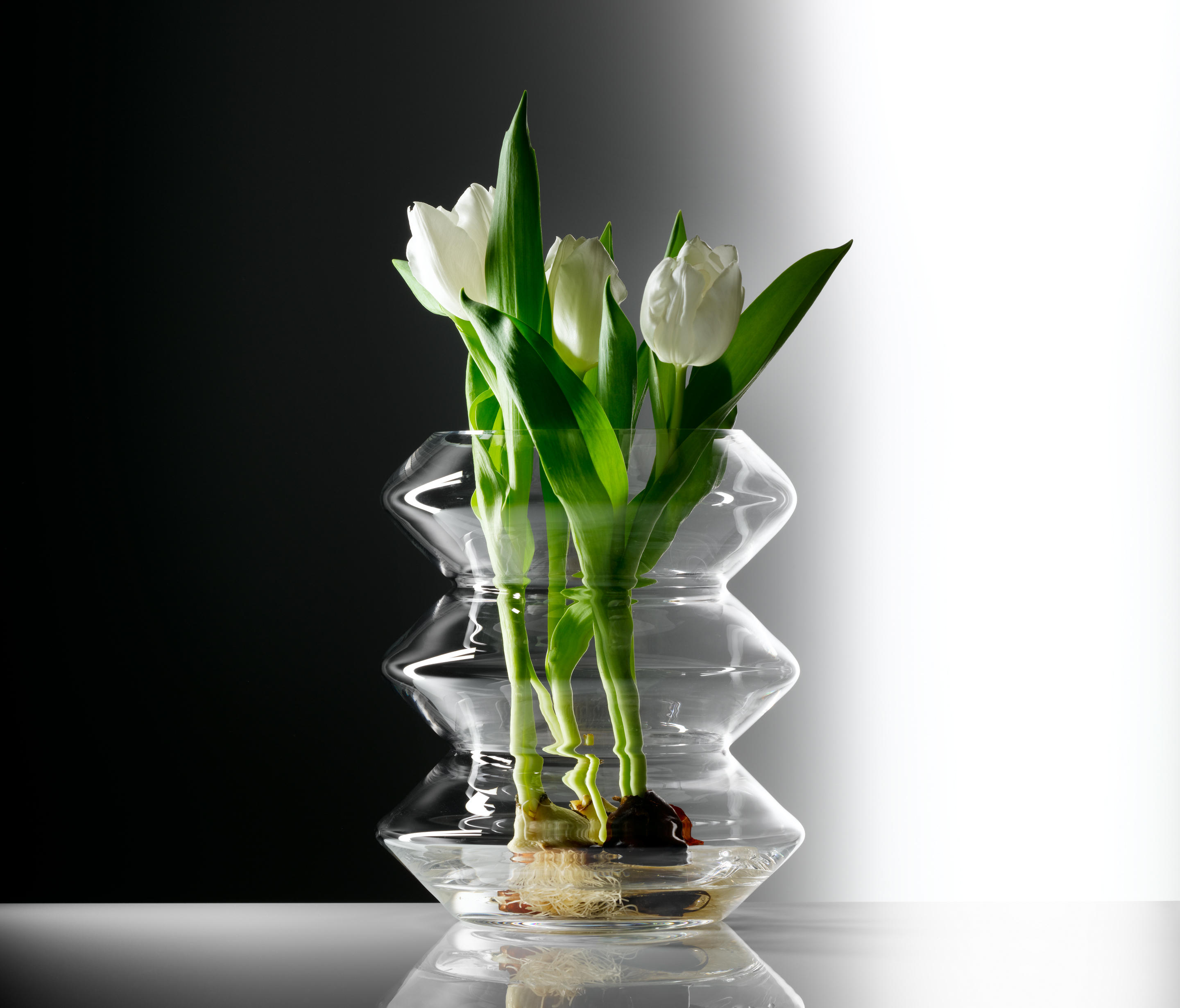 glass vase vases from auerberg architonic. Black Bedroom Furniture Sets. Home Design Ideas
