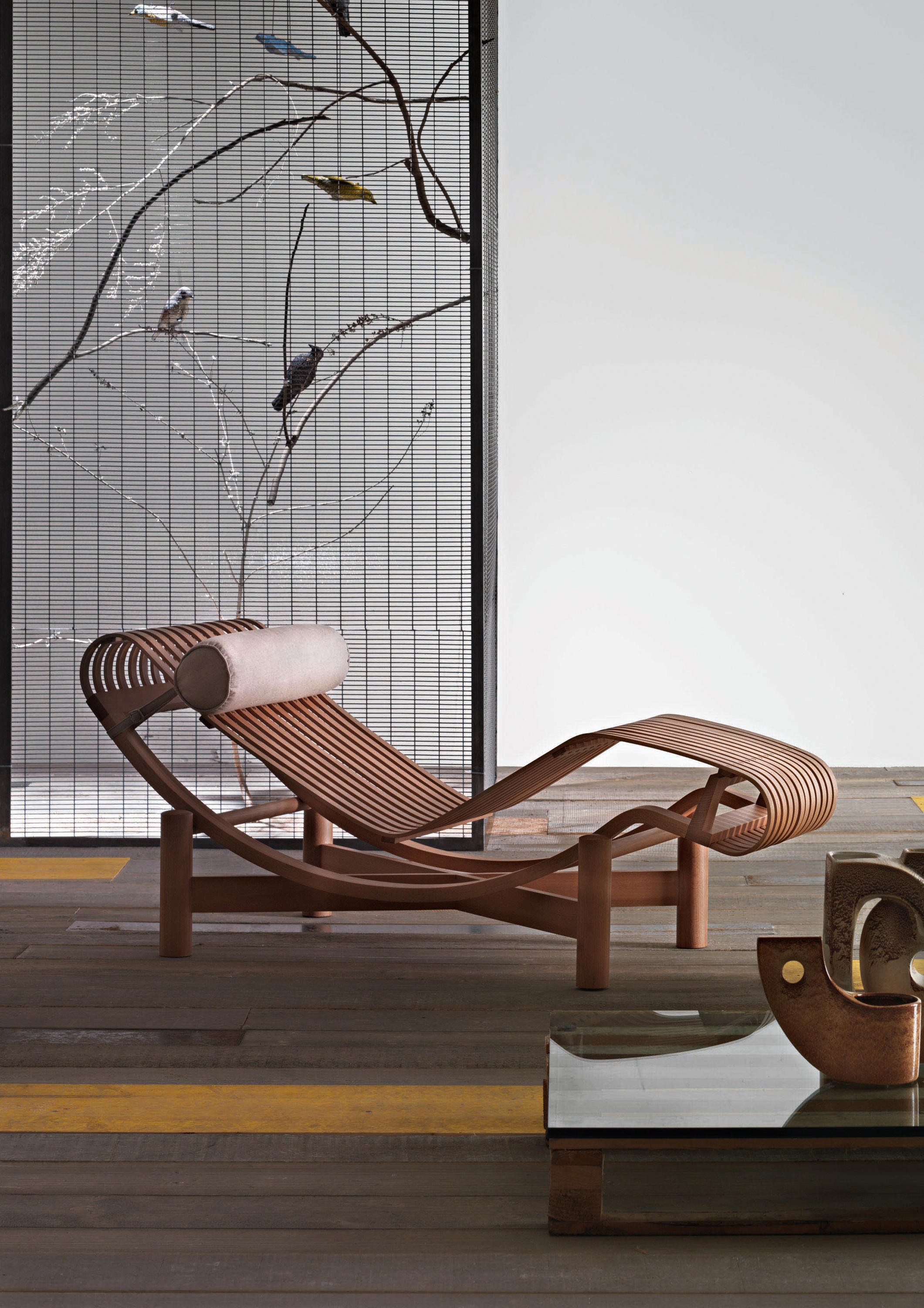 522 tokyo outdoor sun loungers from cassina architonic. Black Bedroom Furniture Sets. Home Design Ideas