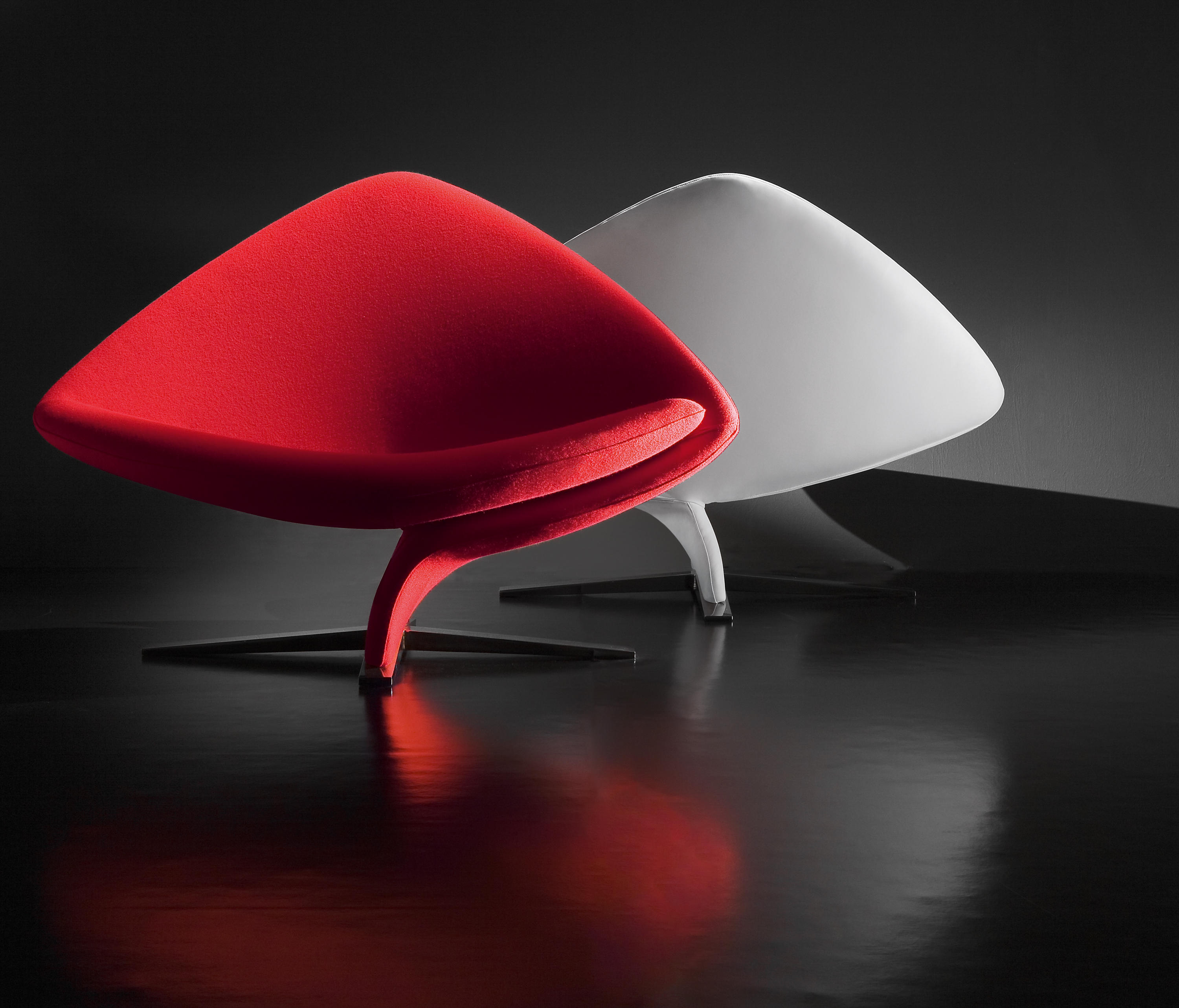 اویز اپن ONE FOR TWO 091 - Lounge chairs from Tonon Architonic