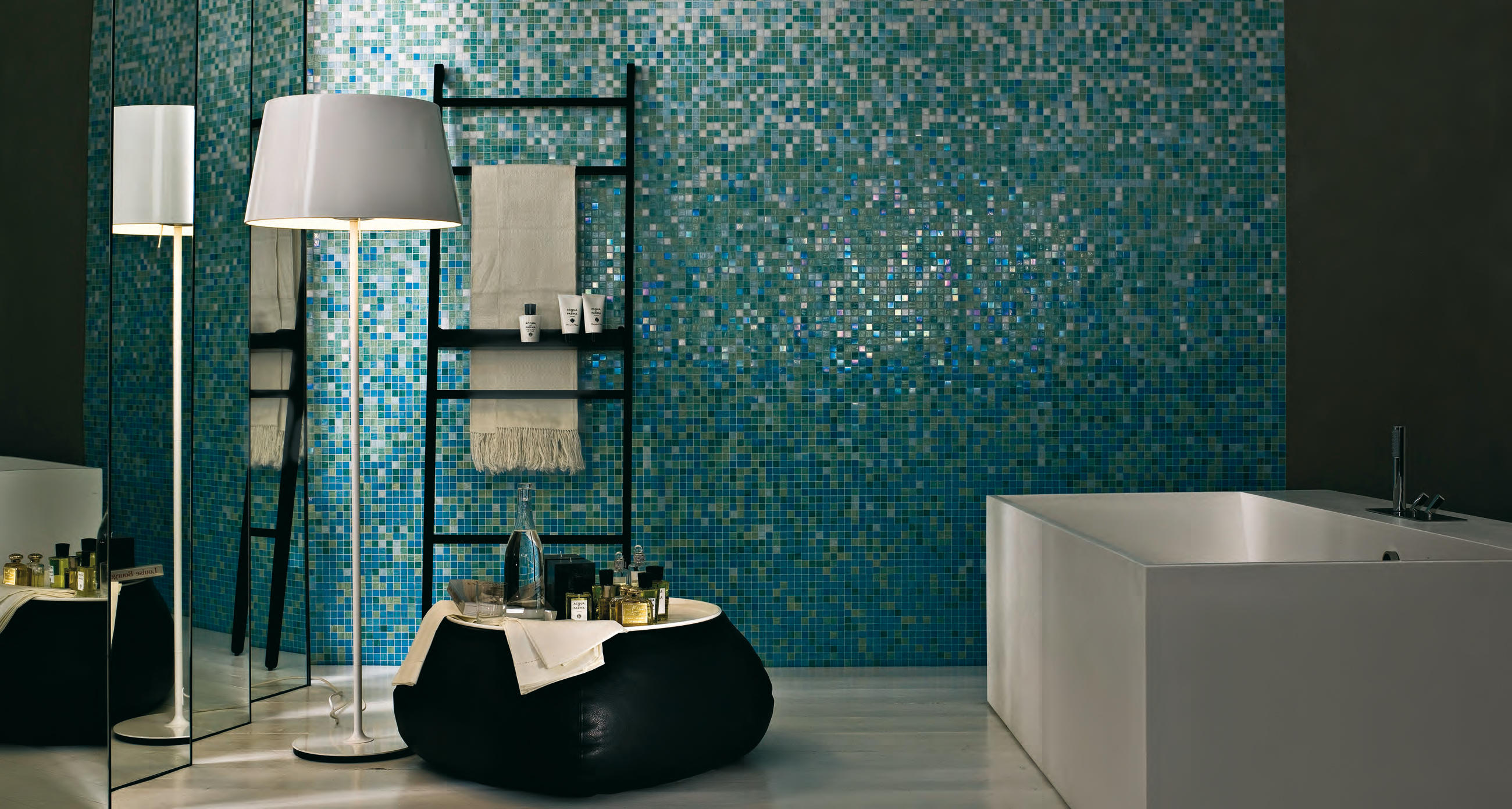 Stella Alpina Mix 1 Glass Mosaics From Bisazza Architonic