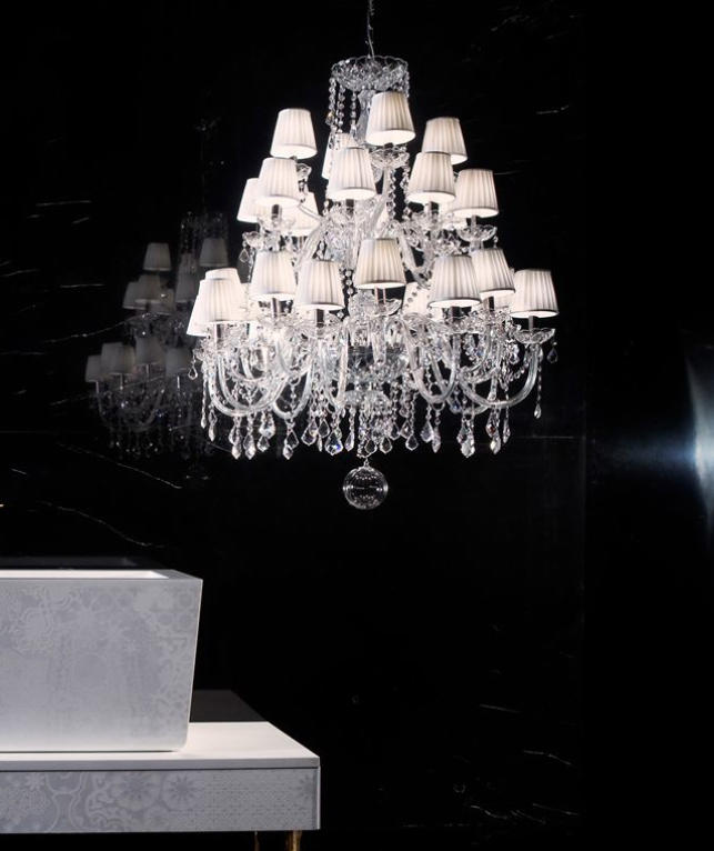 Marie antoinette 28 bulbs chandeliers from bisazza architonic marie antoinette 28 bulbs by bisazza aloadofball Image collections
