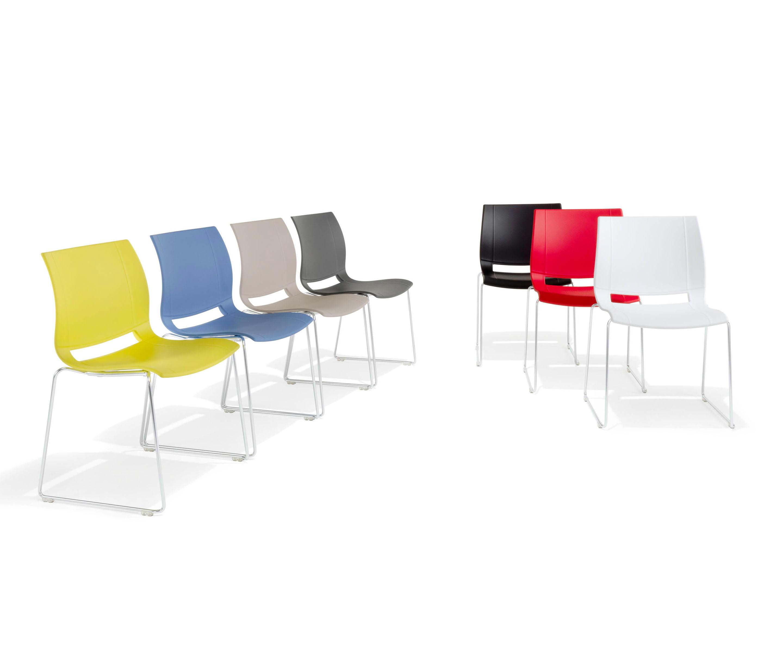 2000 4 uni verso besucherst hle von kusch co architonic. Black Bedroom Furniture Sets. Home Design Ideas