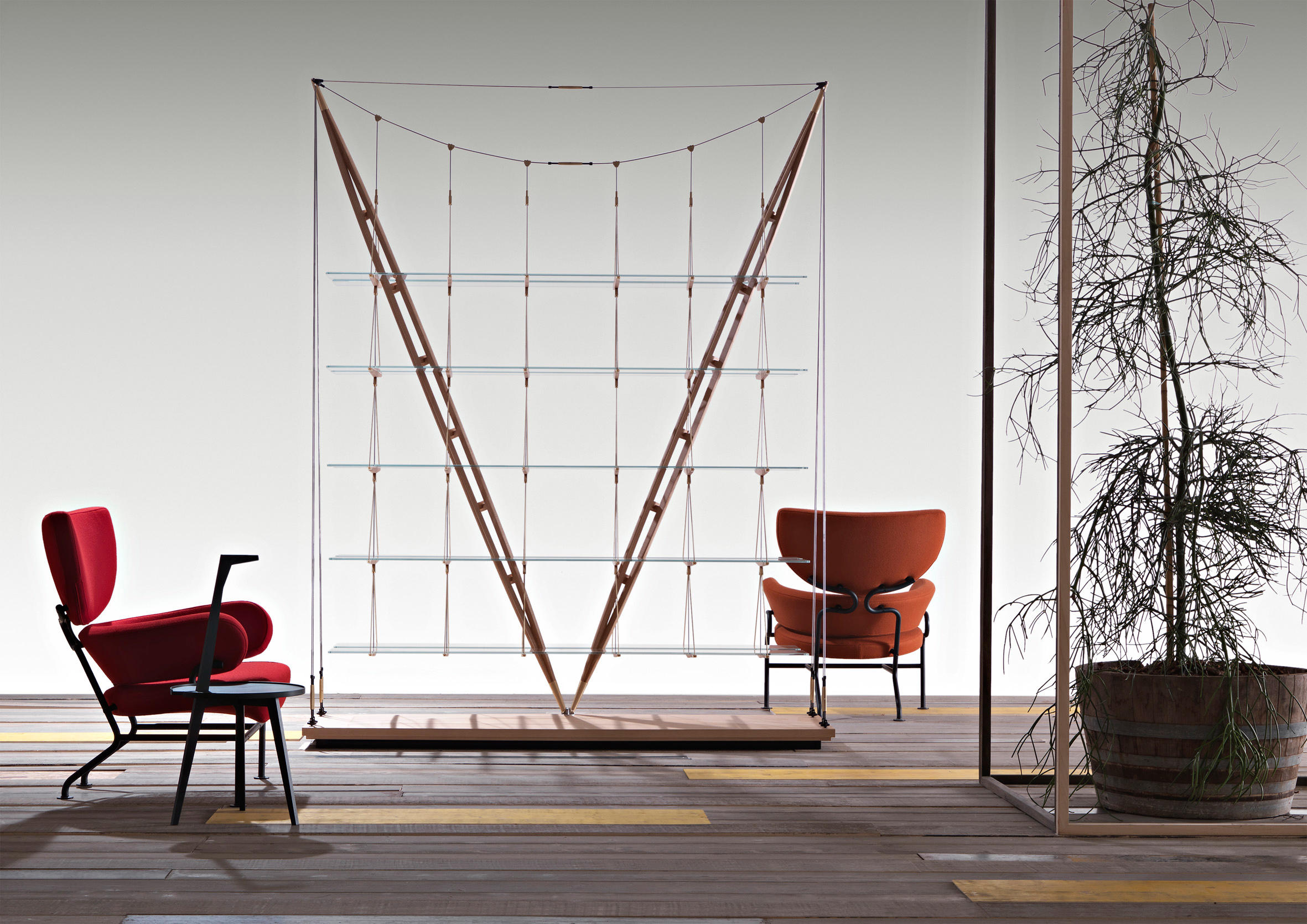 838 Veliero Shelving From Cassina Architonic
