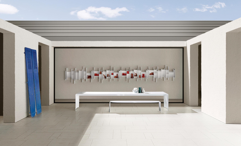random shelving from mdf italia architonic. Black Bedroom Furniture Sets. Home Design Ideas