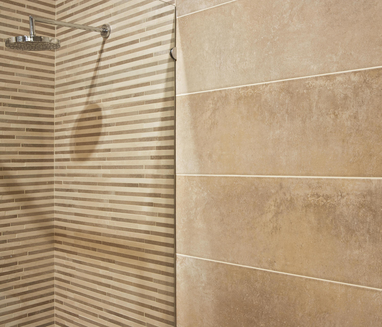 Warm stones white ceramic flooring from tagina architonic for Carrelage stone