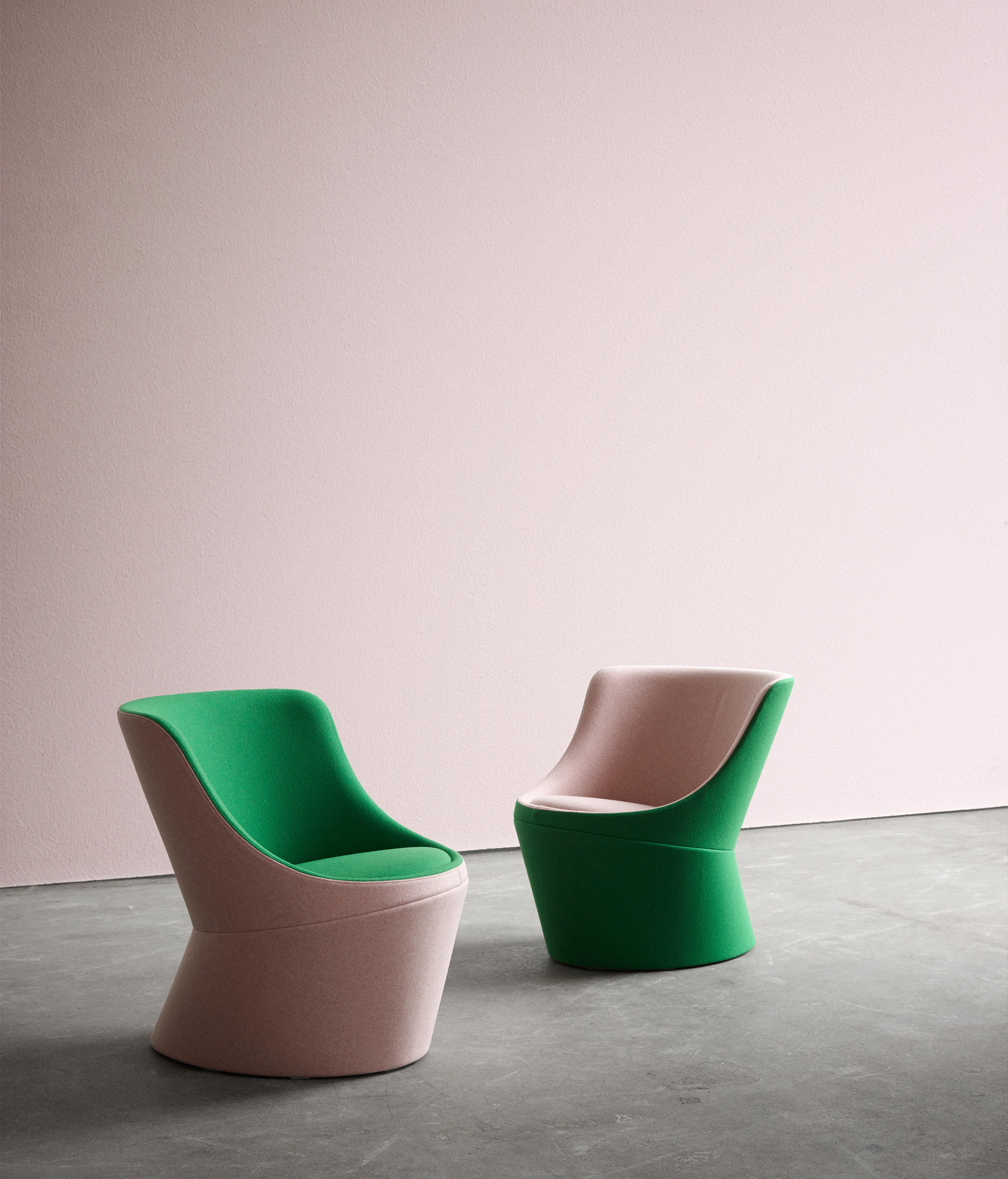 DIDI Lounge chairs from Halle