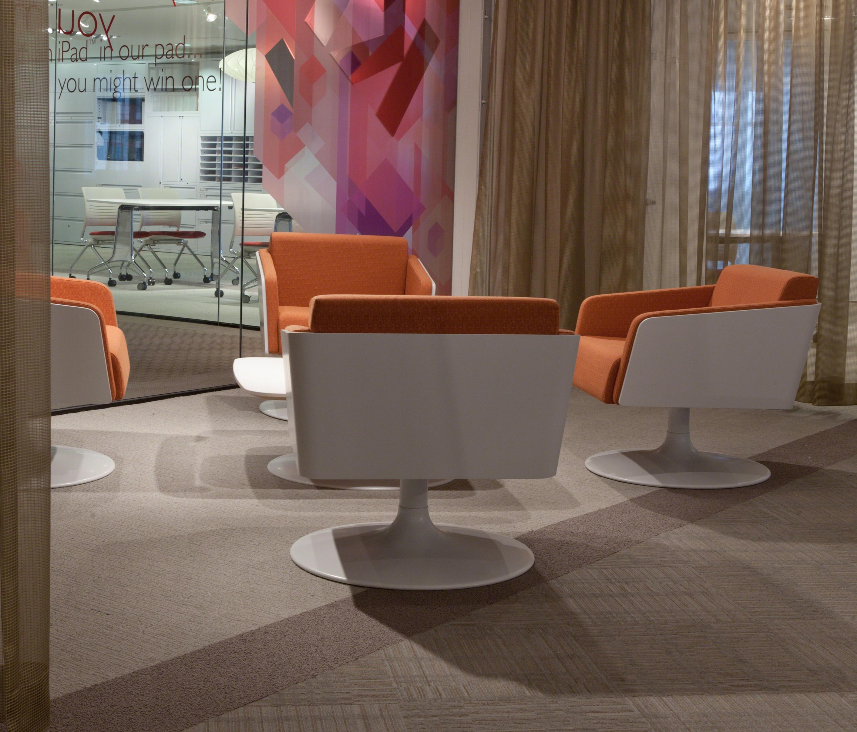 LYRA LOUNGE CHAIR Lounge chairs from KI