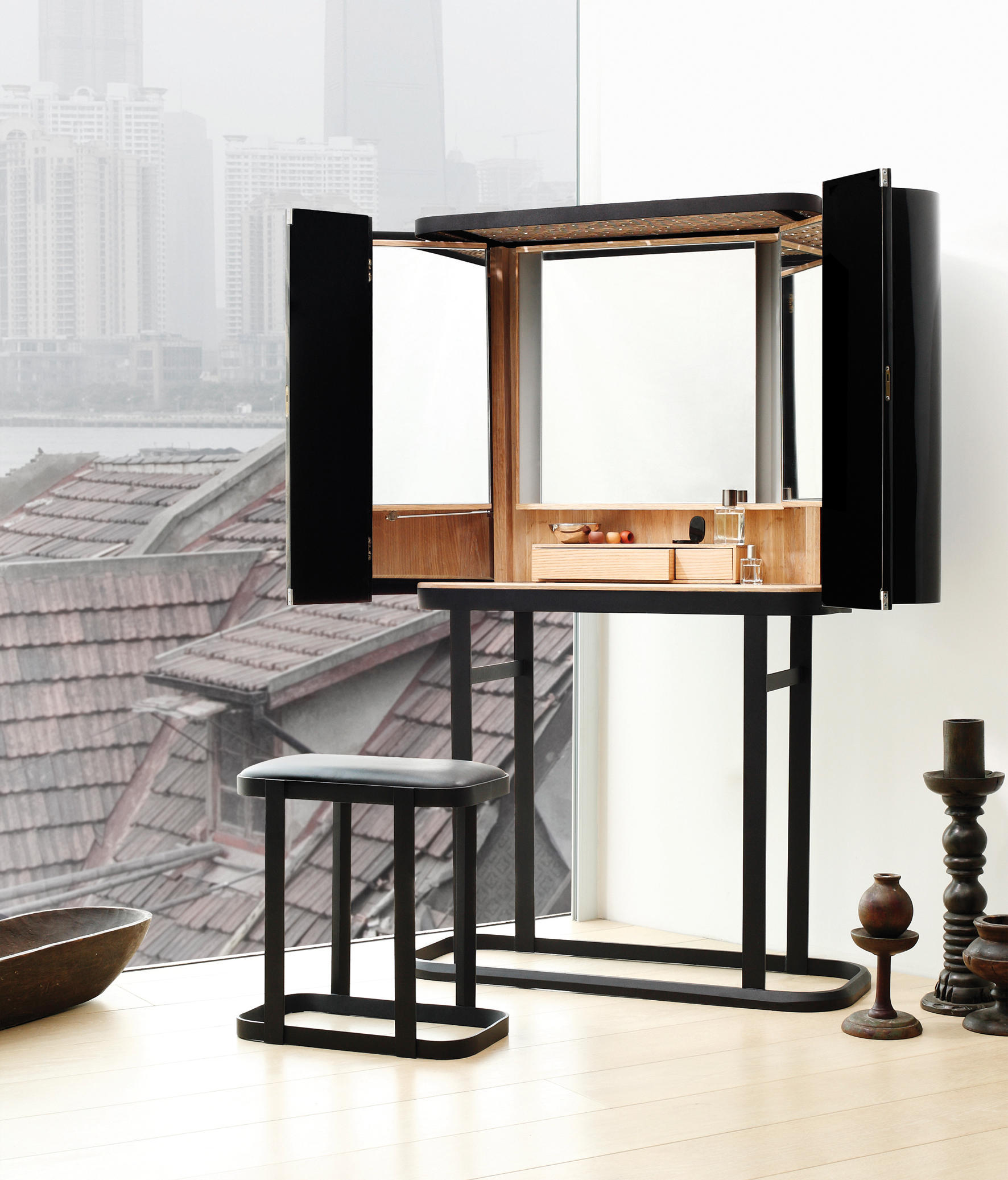 The Narcissist Dressing Table by BD Barcelona. THE NARCISSIST DRESSING TABLE   Dressing tables from BD Barcelona