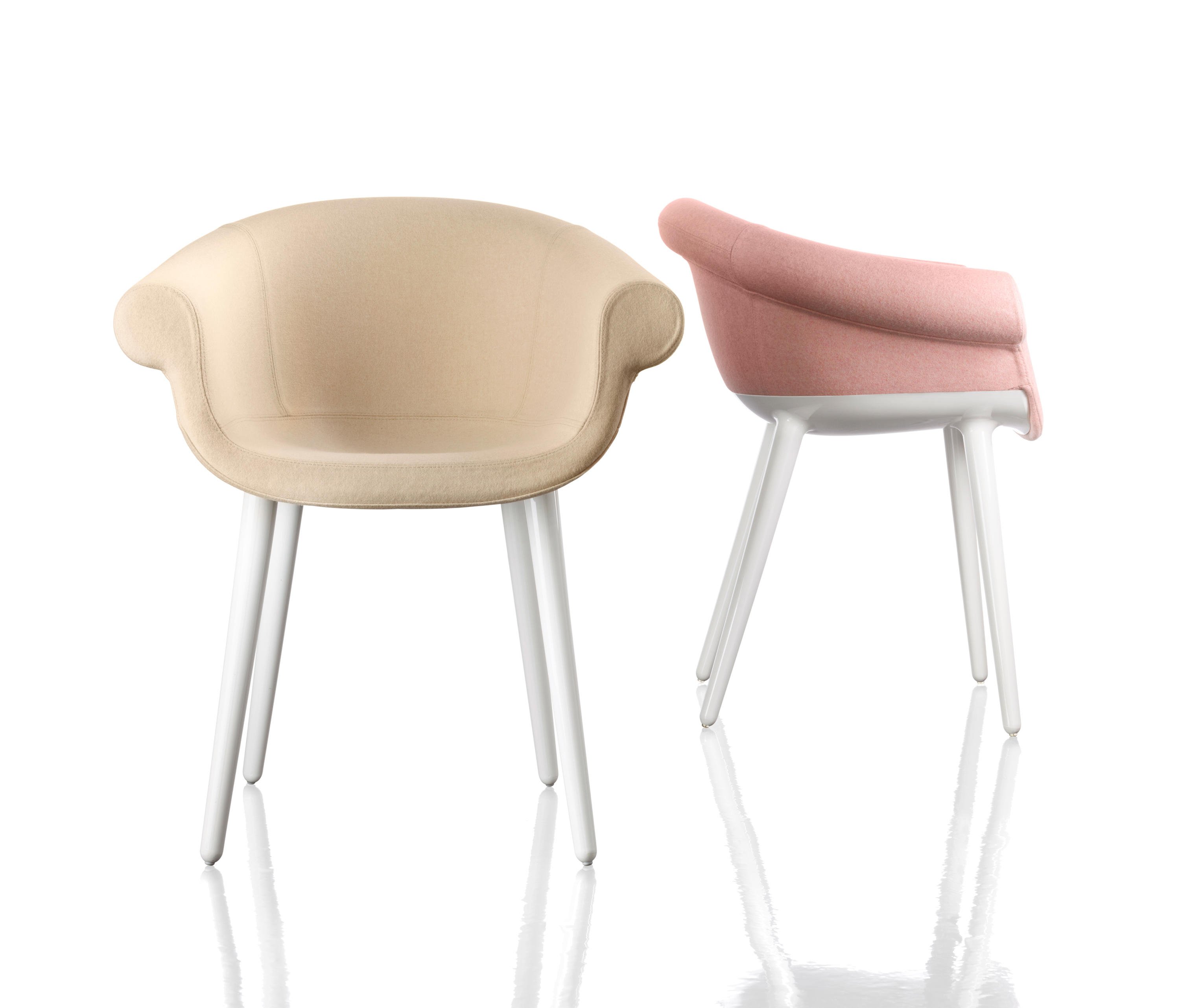 Cyborg chair restaurant chairs from magis architonic for Magis chair
