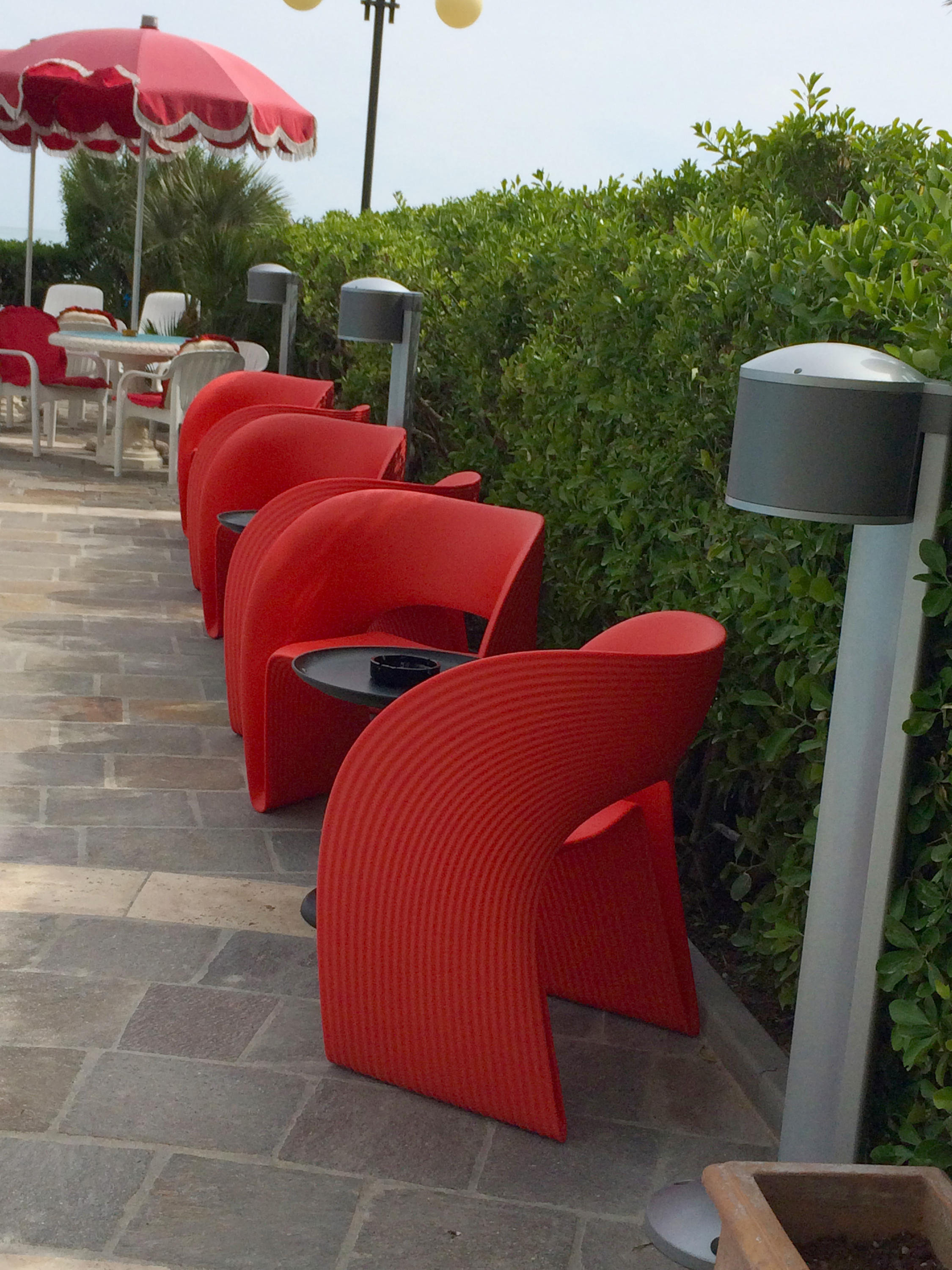 Raviolo Chair Armchairs From Magis Architonic