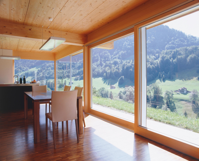 Fixframe terrassent ren von josko architonic for Josko fenster