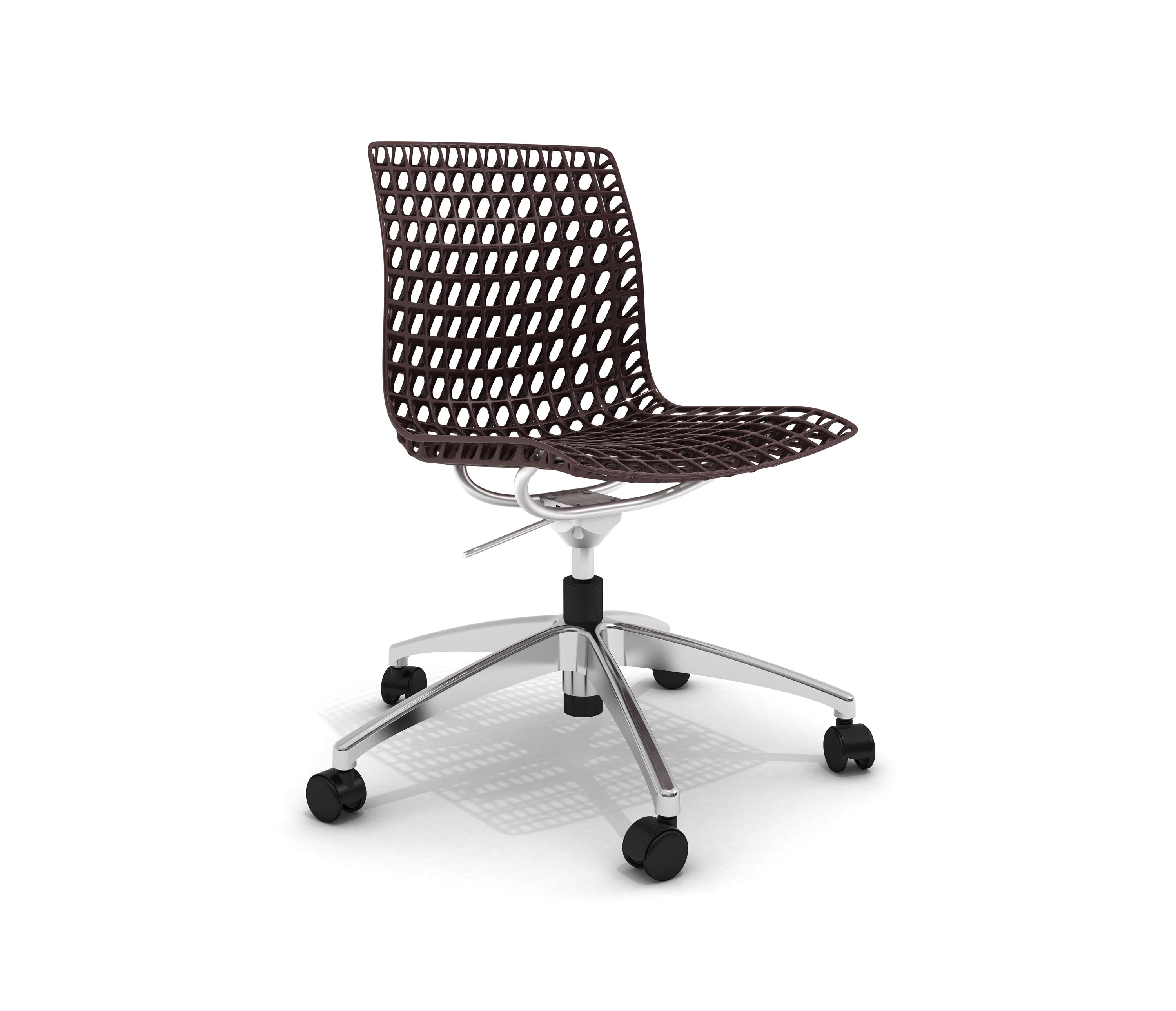 Bürostuhl design award  MOIRÉ CHAIR - Visitors chairs / Side chairs from MOVISI | Architonic