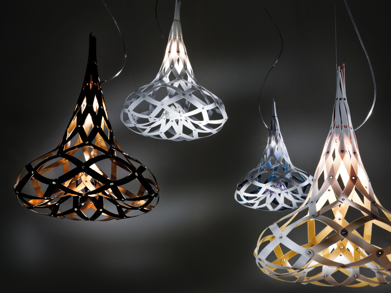 Lampadario Fiorella Slamp : Super morgana suspended lights from slamp architonic
