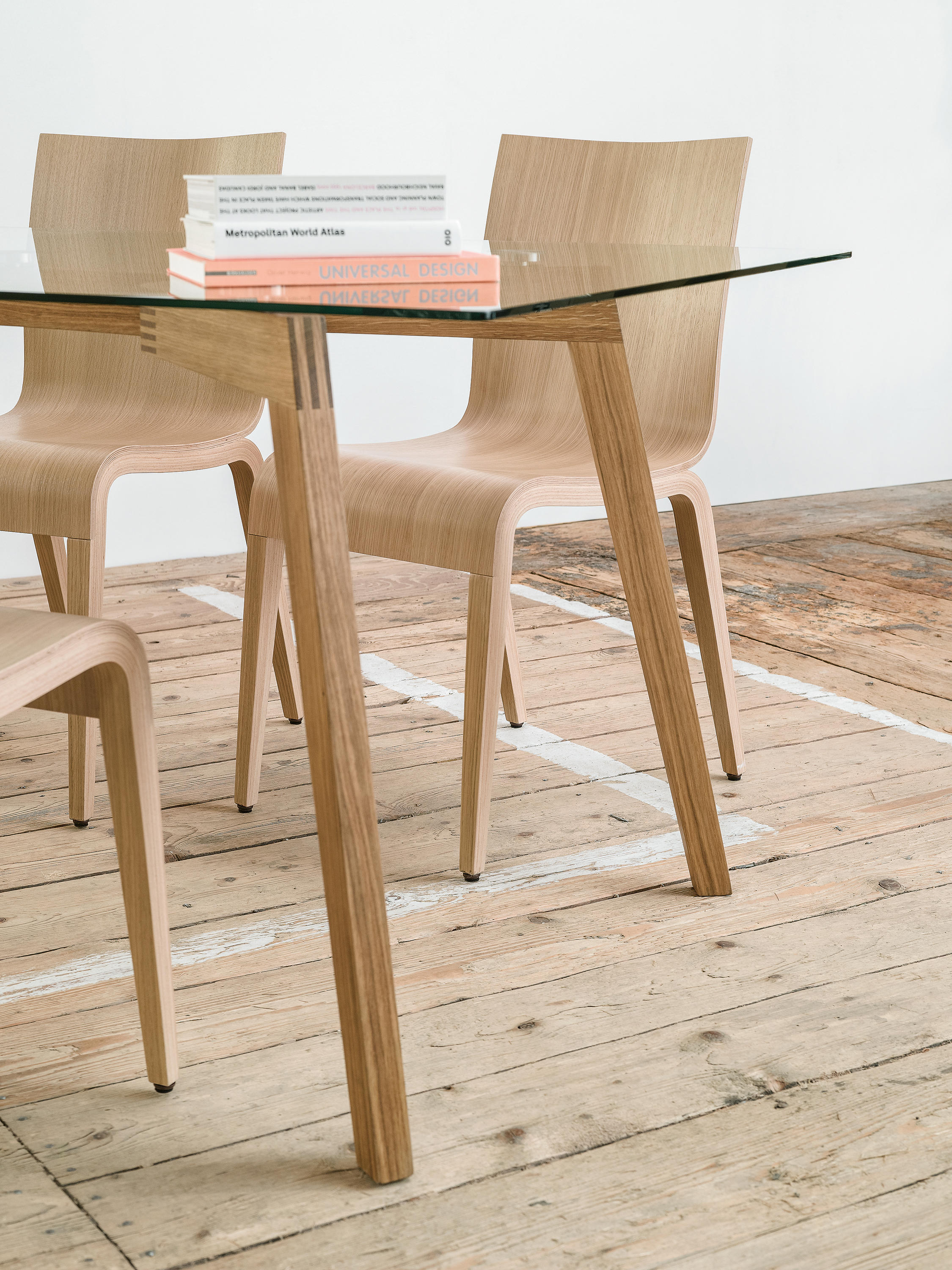 Simple Plywood Chair - Simple chair by ton simple chair by ton
