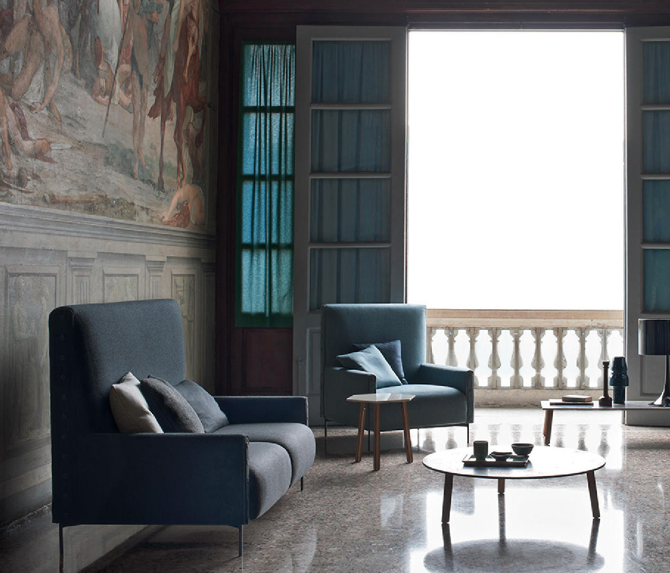 HIGHLIFELounge sofas from Tacchini ItaliaArchitonic