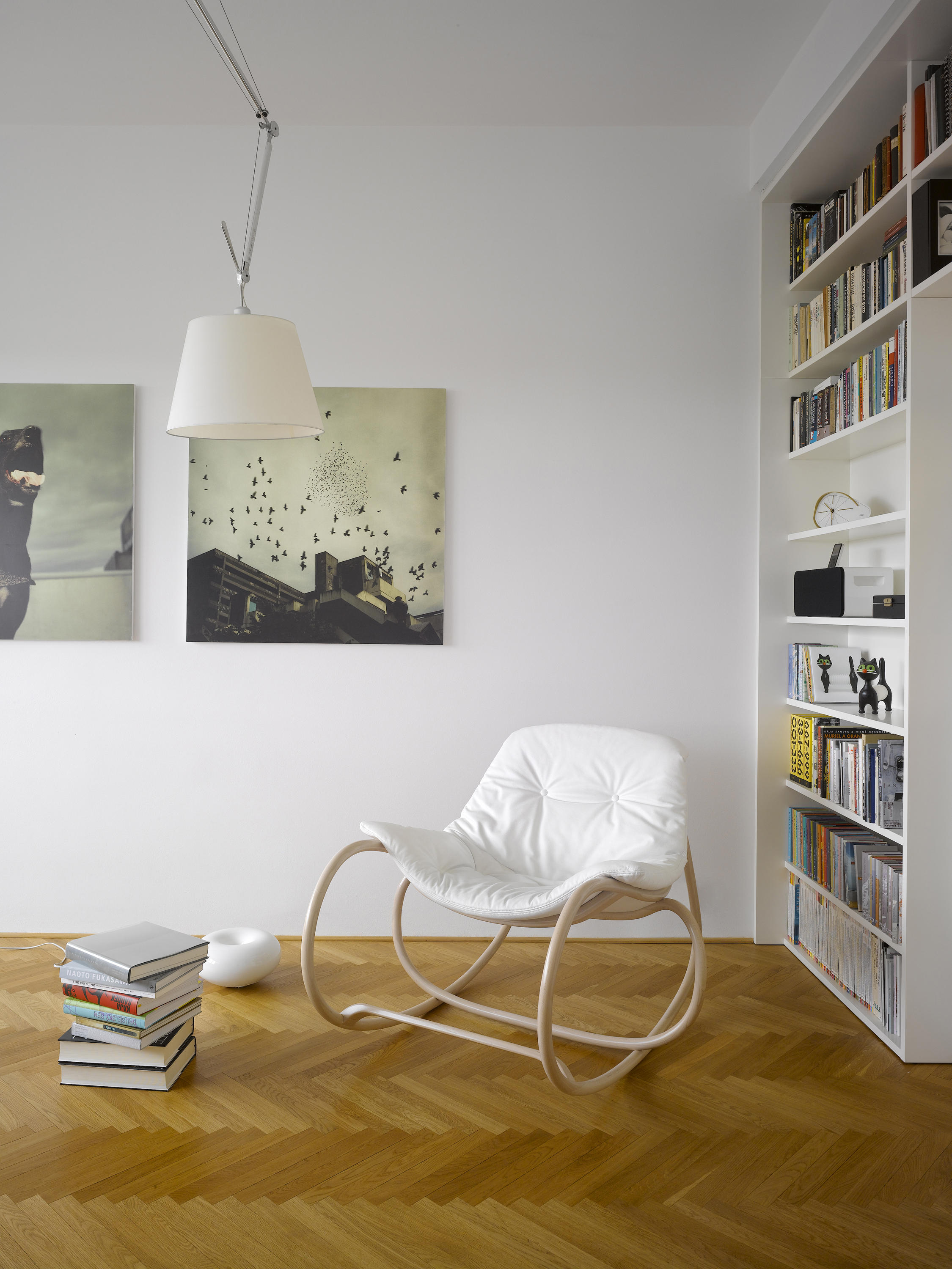 WAVE ROCKING CHAIR - Armchairs from TON | Architonic