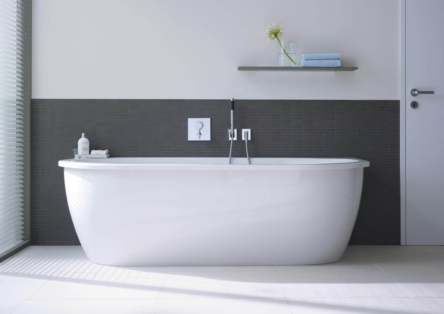 Vasche Da Bagno Quadrate : Vasca da bagno quadrata in metacrilato da incasso grande quadra