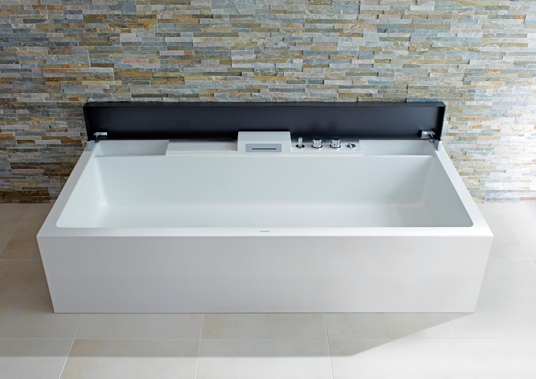 nahho badewanne badewannen rechteckig von duravit. Black Bedroom Furniture Sets. Home Design Ideas