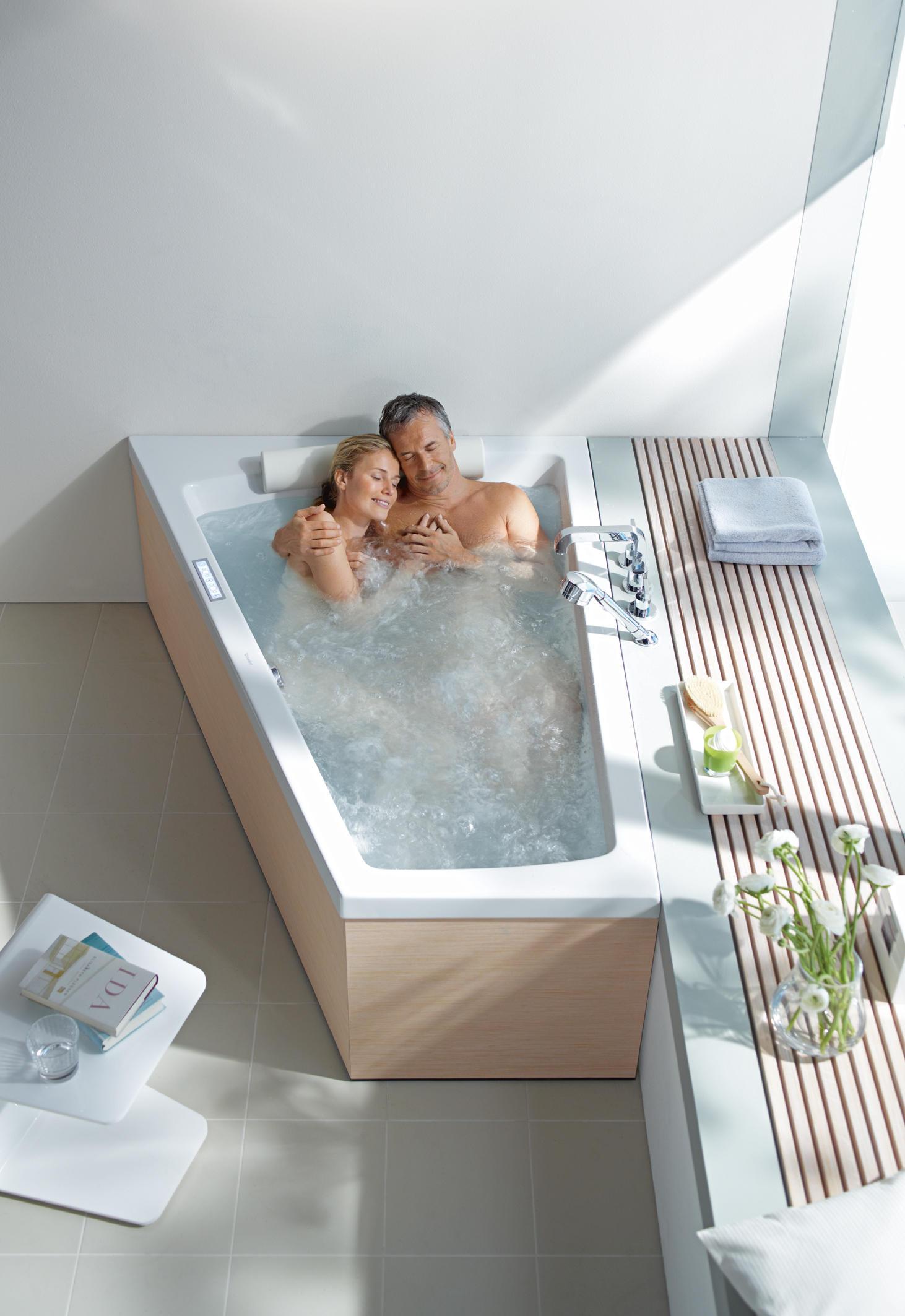 PAIOVA - BATHTUB - Built-in bathtubs from DURAVIT | Architonic