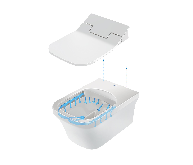 duravit dusch wc duravit sensowash starck e dusch wc sitz wcs und dusch wcs f r gewerblich. Black Bedroom Furniture Sets. Home Design Ideas