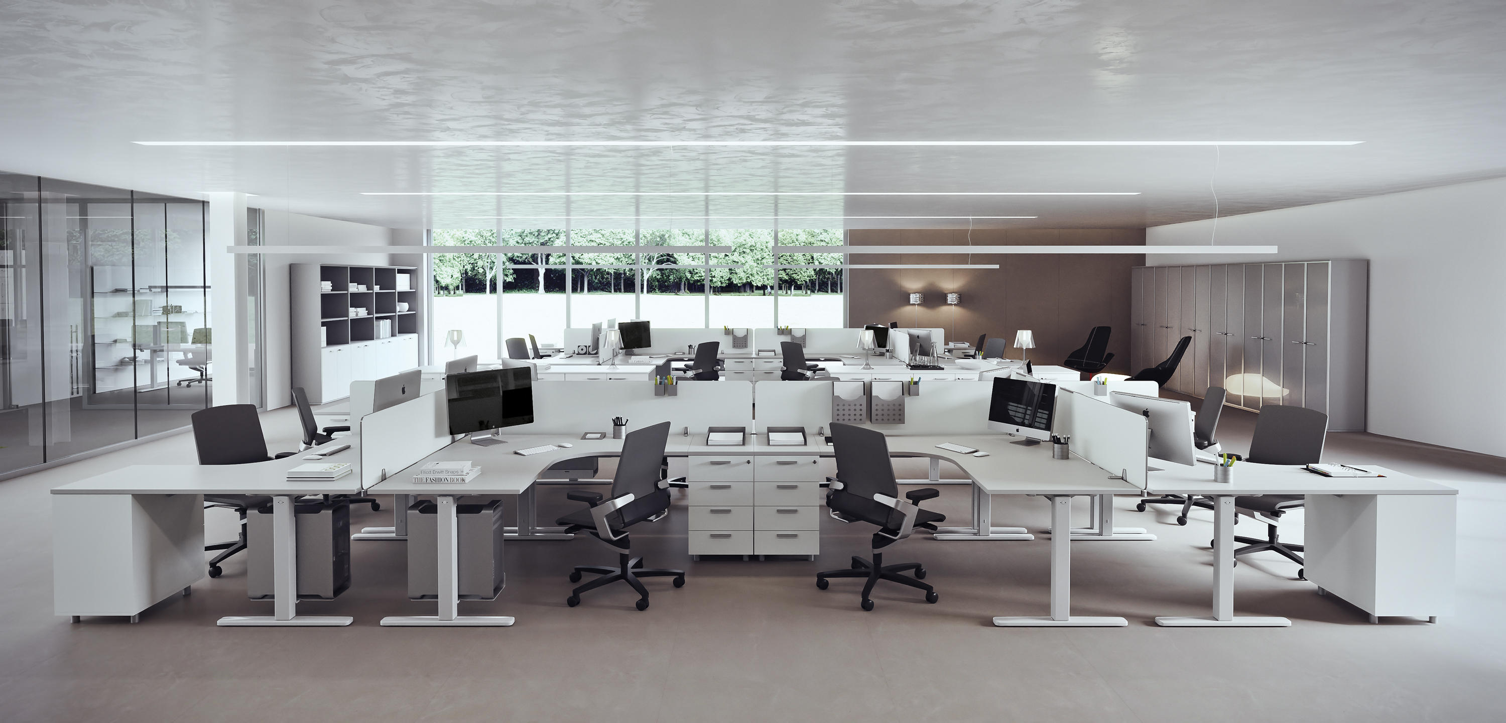 DV803-NOBU 1 - Desking systems from DVO | Architonic
