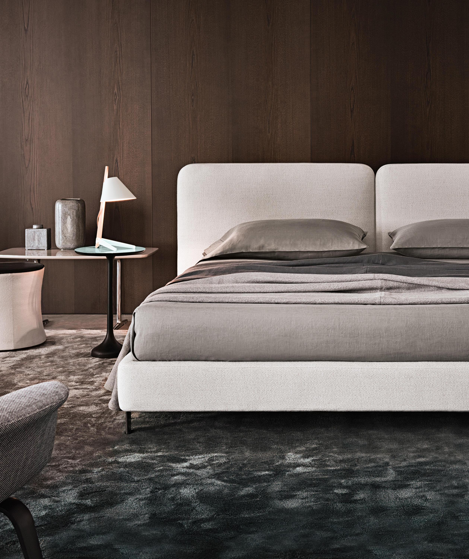 Tatlin Soft Beds From Minotti Architonic