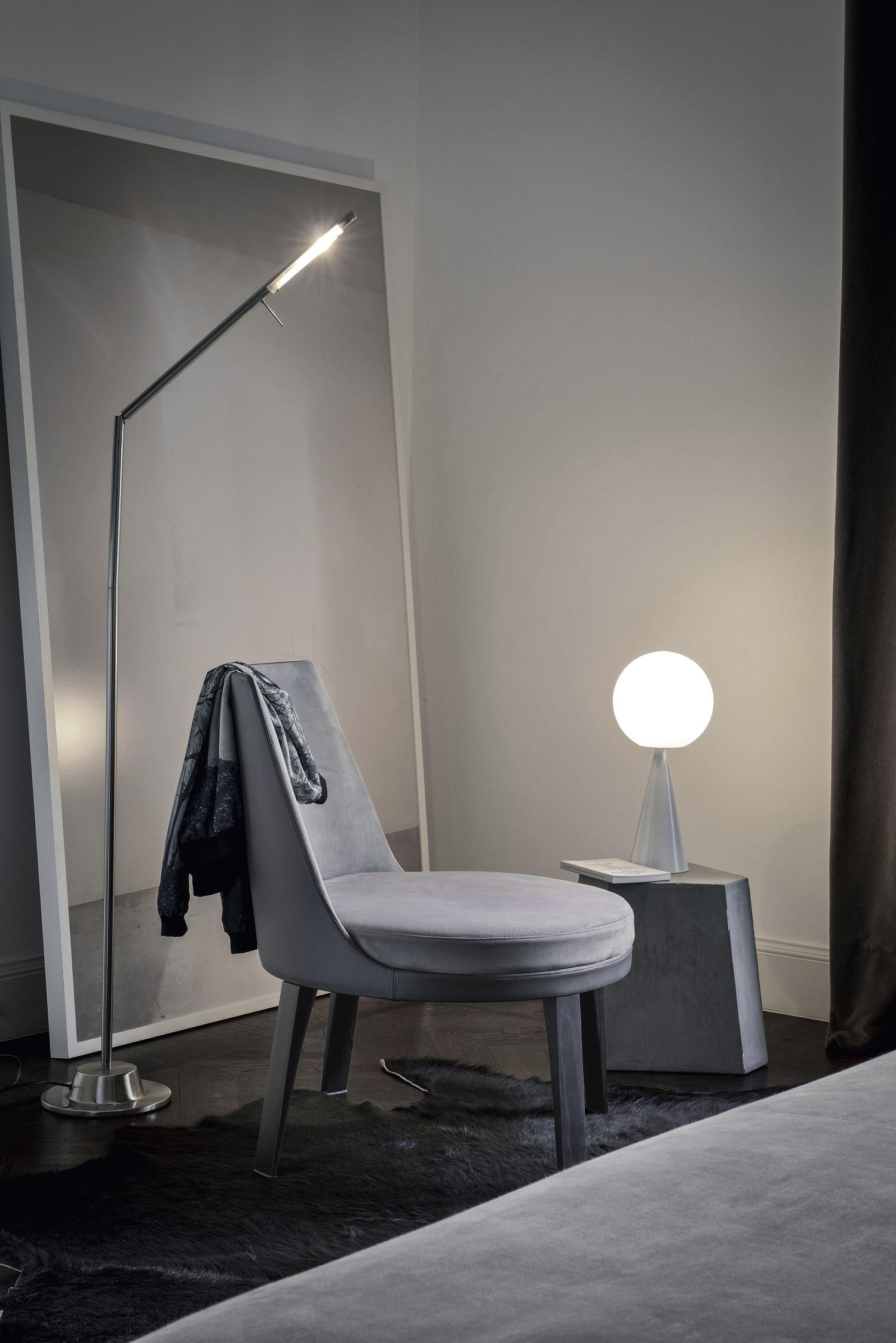 Ponza Side Chair Chairs From Frag Architonic
