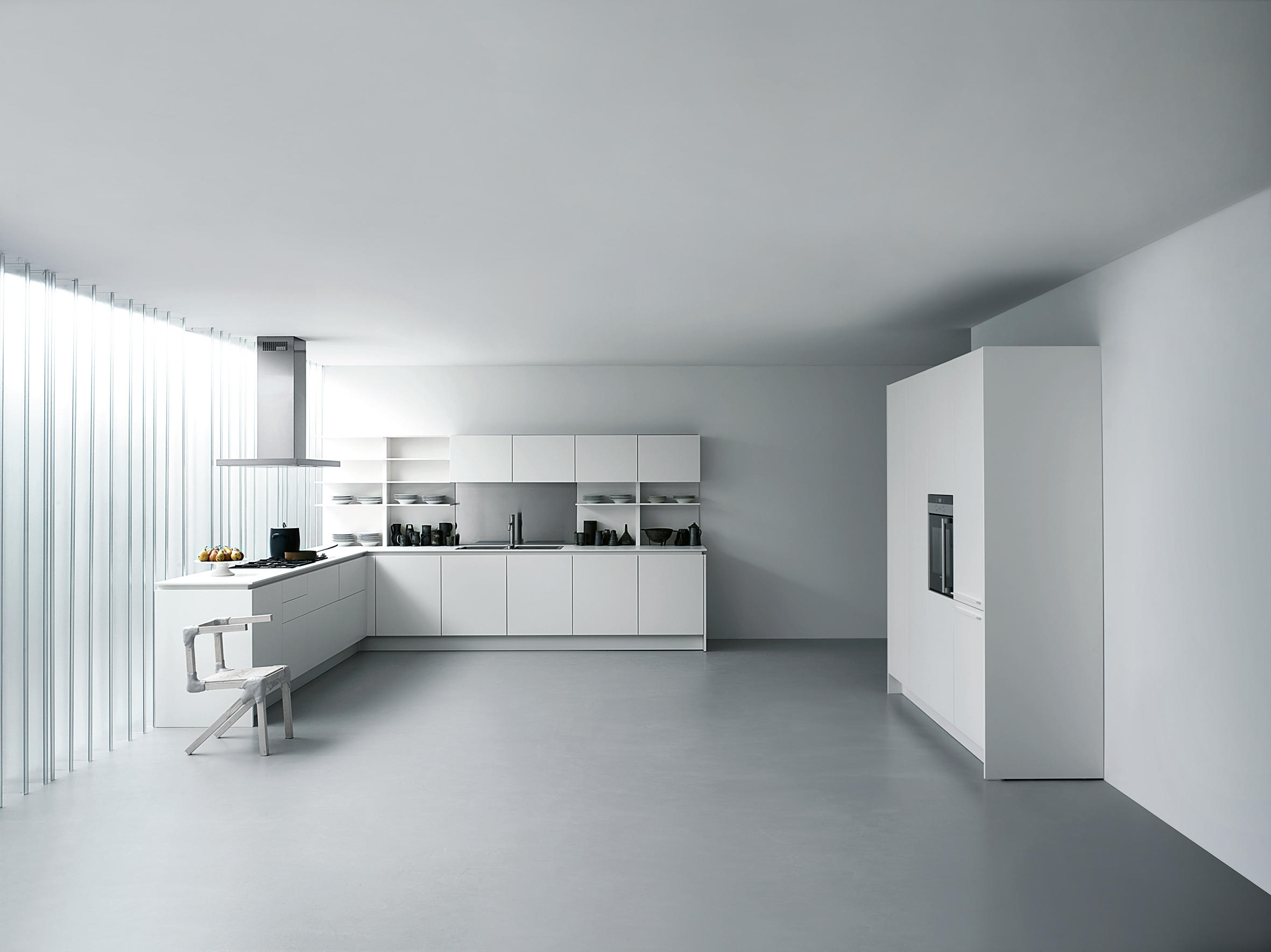 Xila st fitted kitchens from boffi architonic for Boffi cucine lentate sul seveso