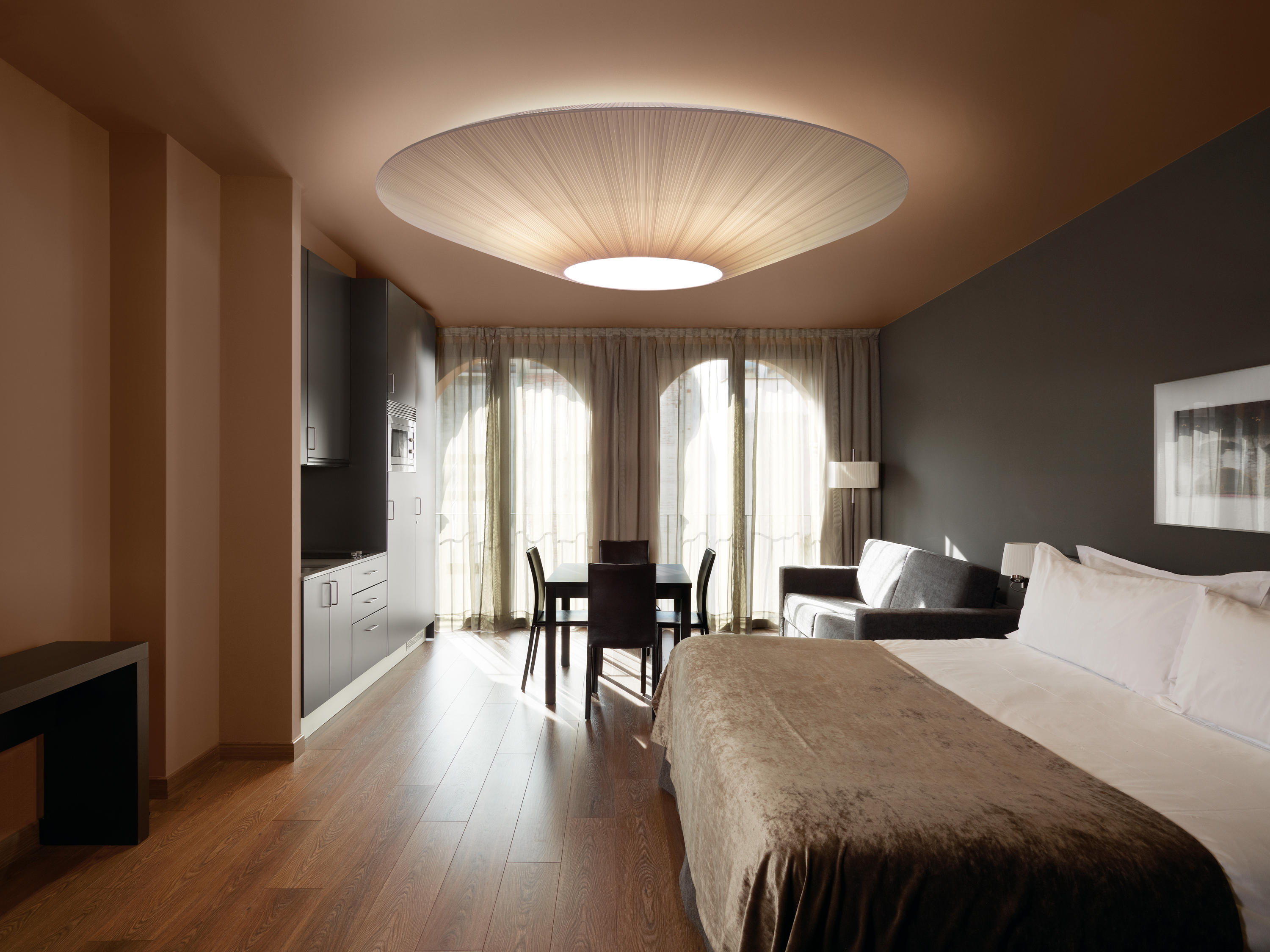 siam 200 ceiling light general lighting from bover architonic. Black Bedroom Furniture Sets. Home Design Ideas