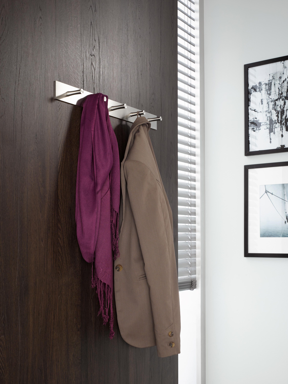 hakenleiste stabf rmige haken hook rails from phos. Black Bedroom Furniture Sets. Home Design Ideas