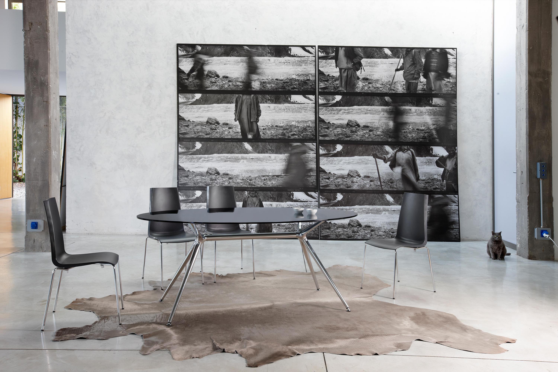 metropolis xl - tavoli da pranzo scab design | architonic - Arredamento Moderno Grottaminarda