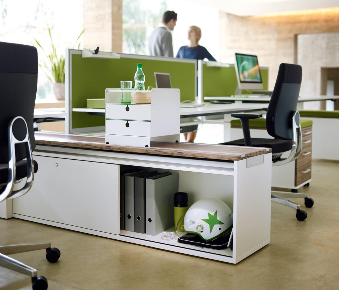 TEMPTATION STORAGE - Kabelmanagement von Sedus Stoll | Architonic