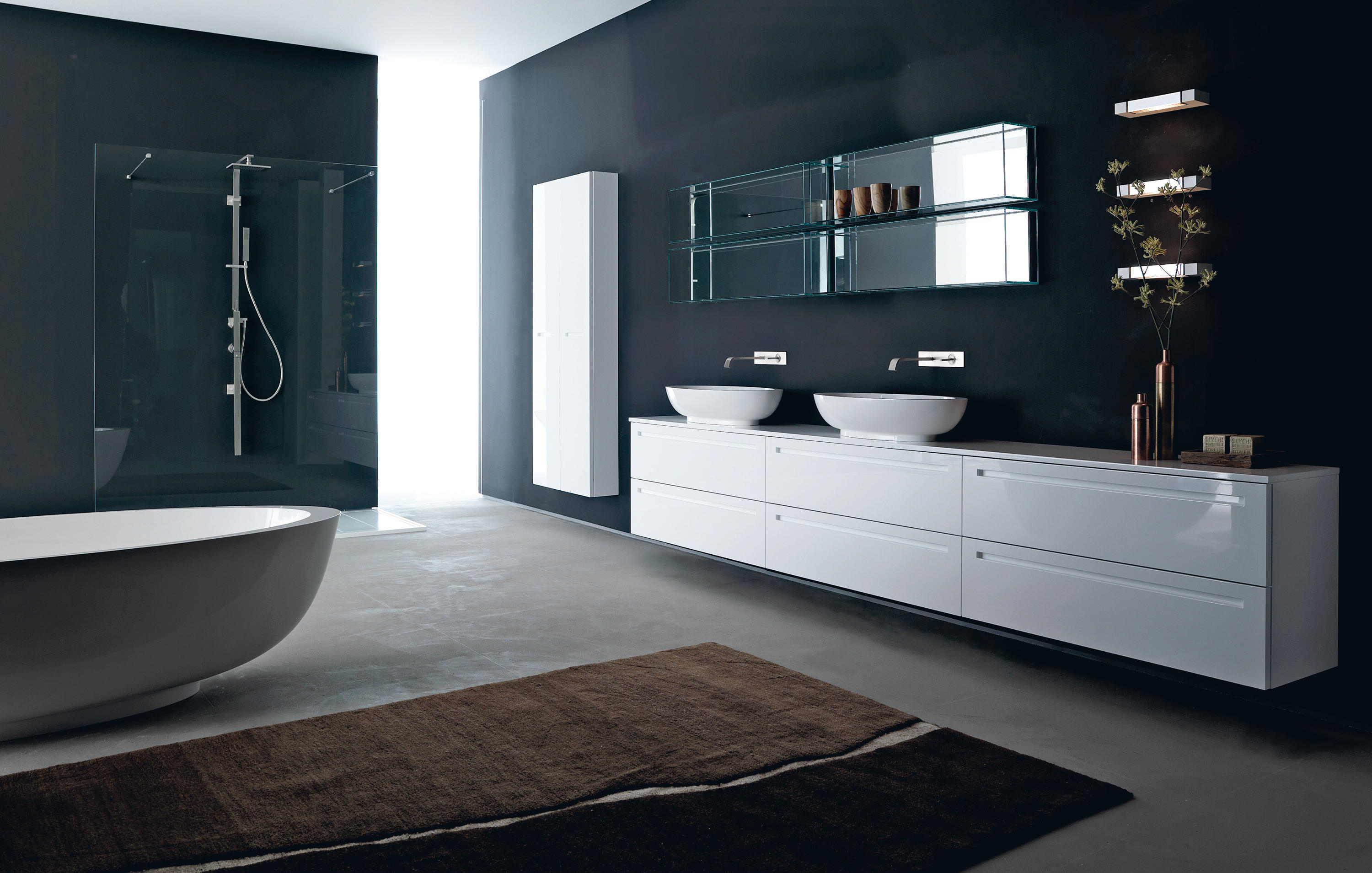 ZERO - Vanity units from RIFRA | Architonic