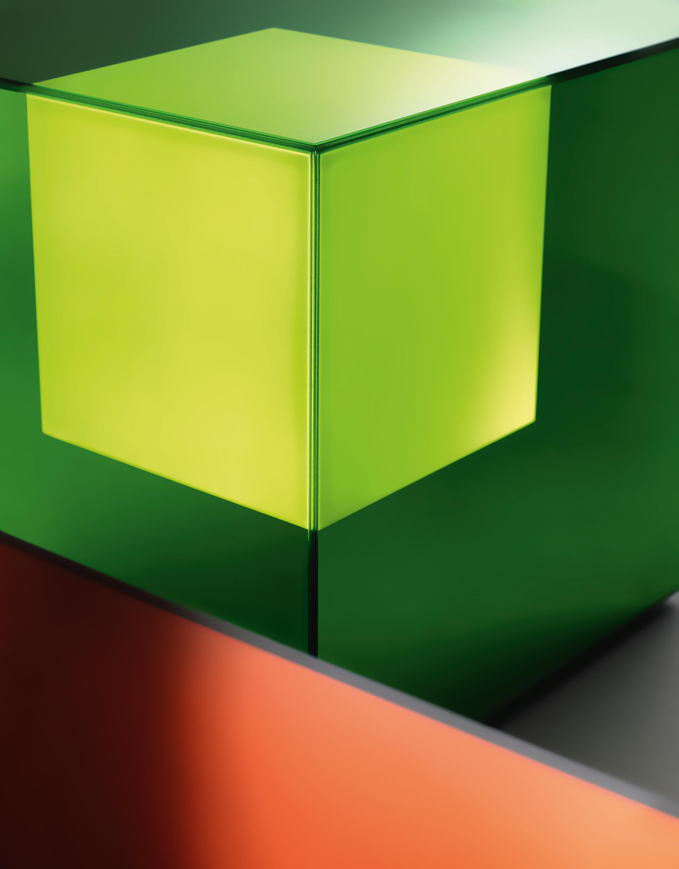 Boxy Sideboards From Glas Italia Architonic