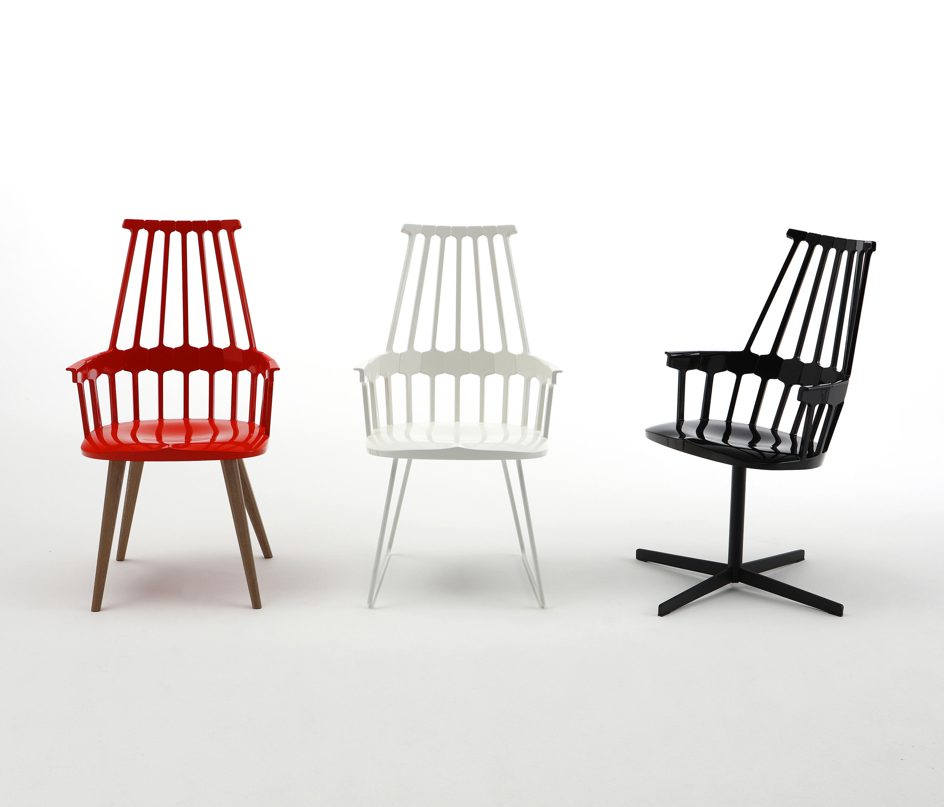 comback chair  chairs from kartell  architonic - ambient images