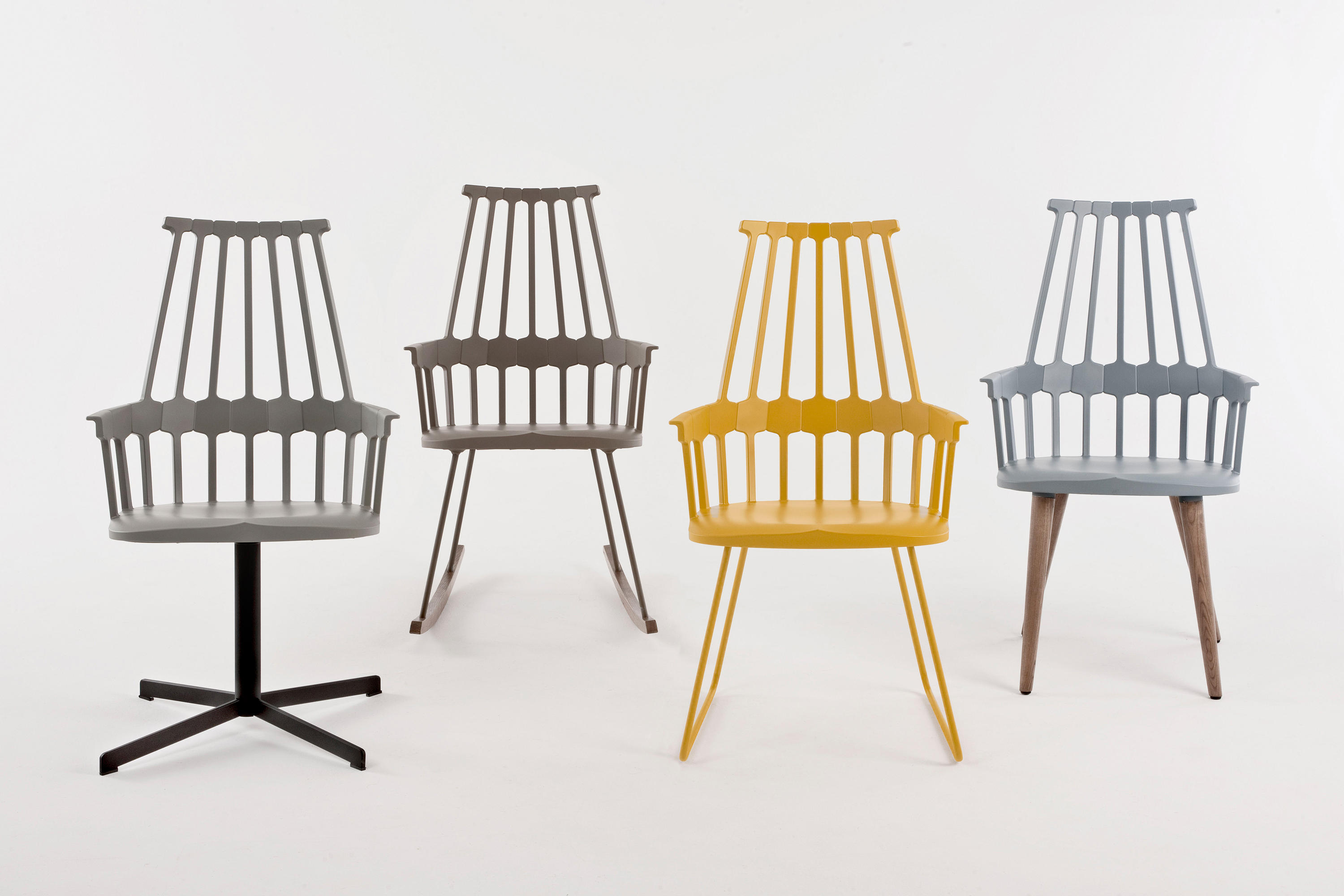 ... Comback Chair By Kartell