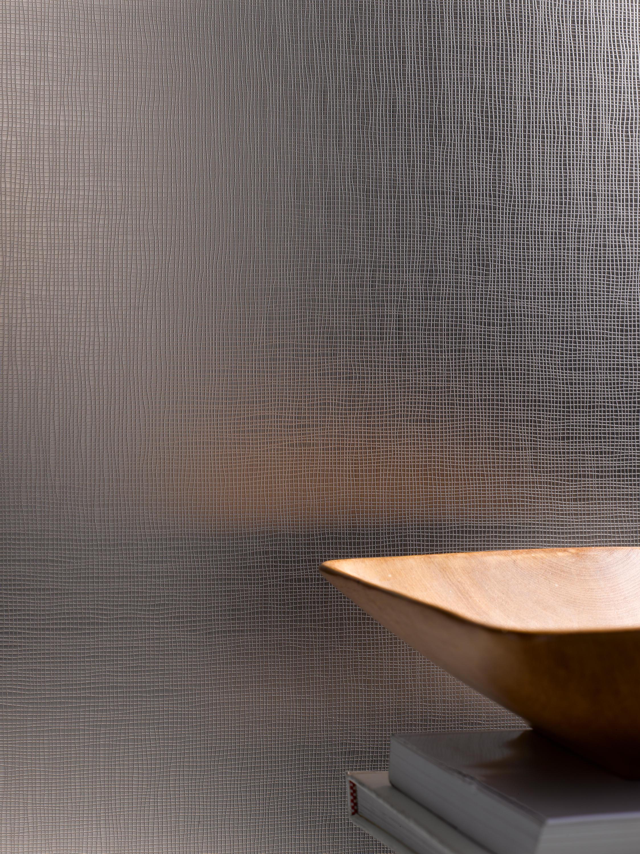 MADRAS® SILVER | LINO SILVER - Dekoratives Glas von Vitrealspecchi ...