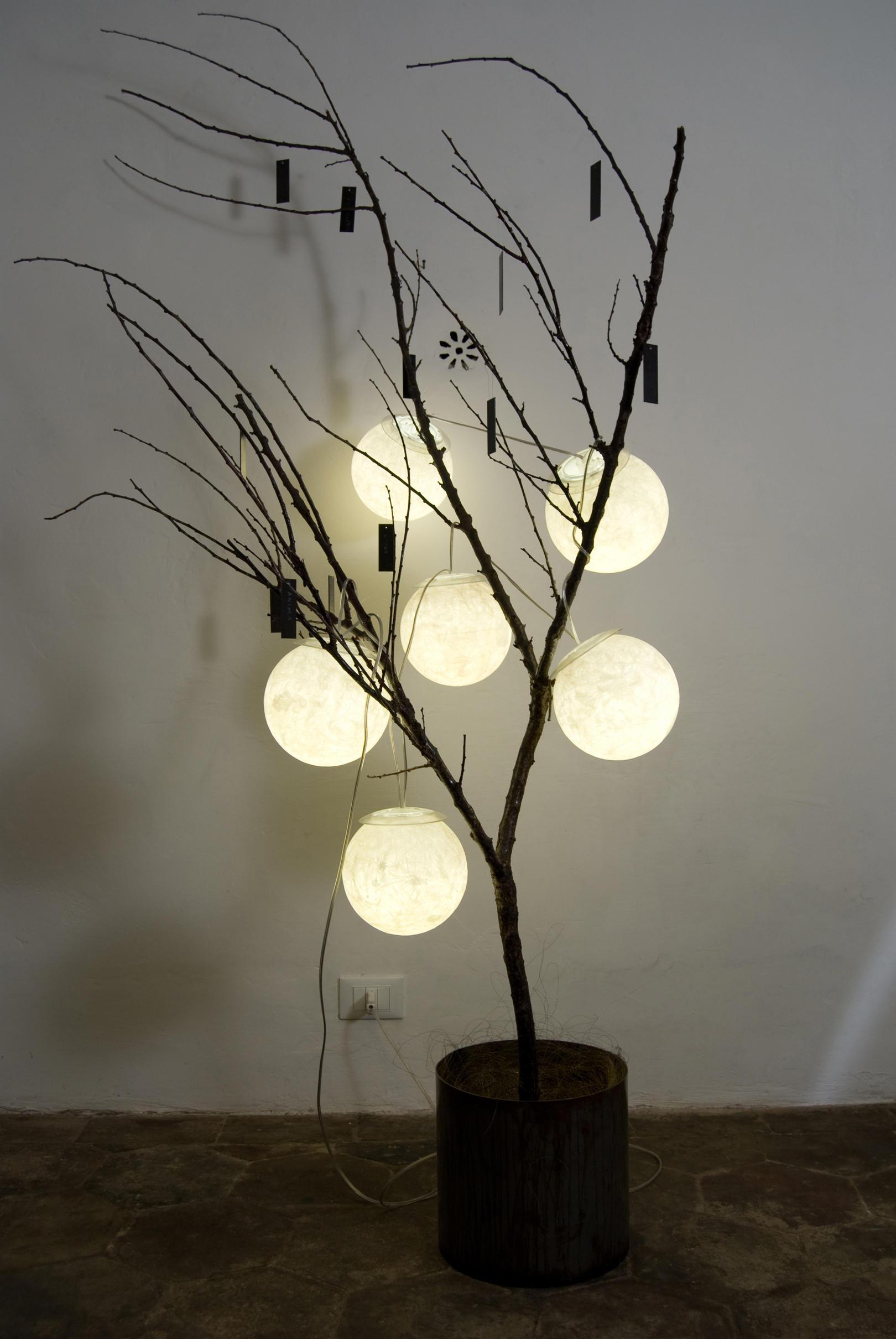 TREE OF LIFE FLOOR LAMP - General lighting from IN-ES.ARTDESIGN ...